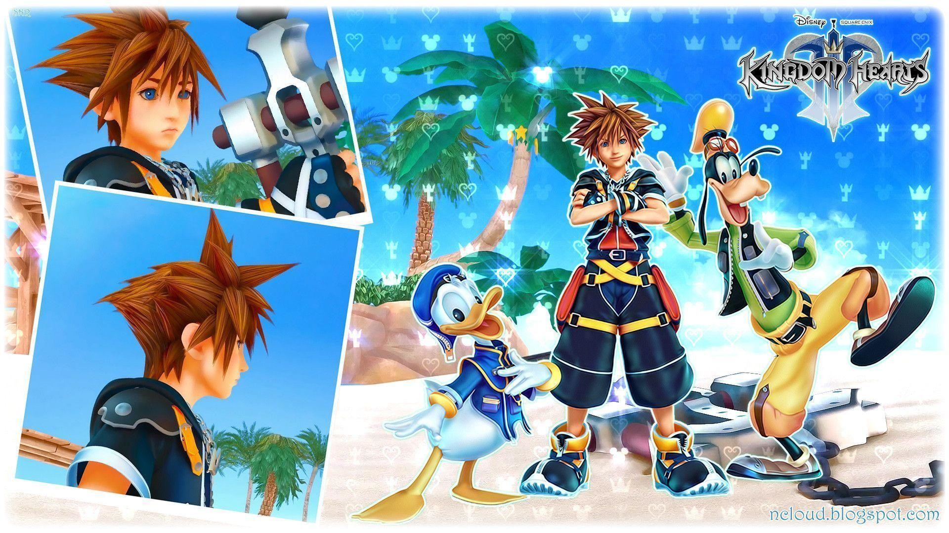 1920x1080 Games Movies Music Anime: My Kingdom Hearts 3 Wallpaper