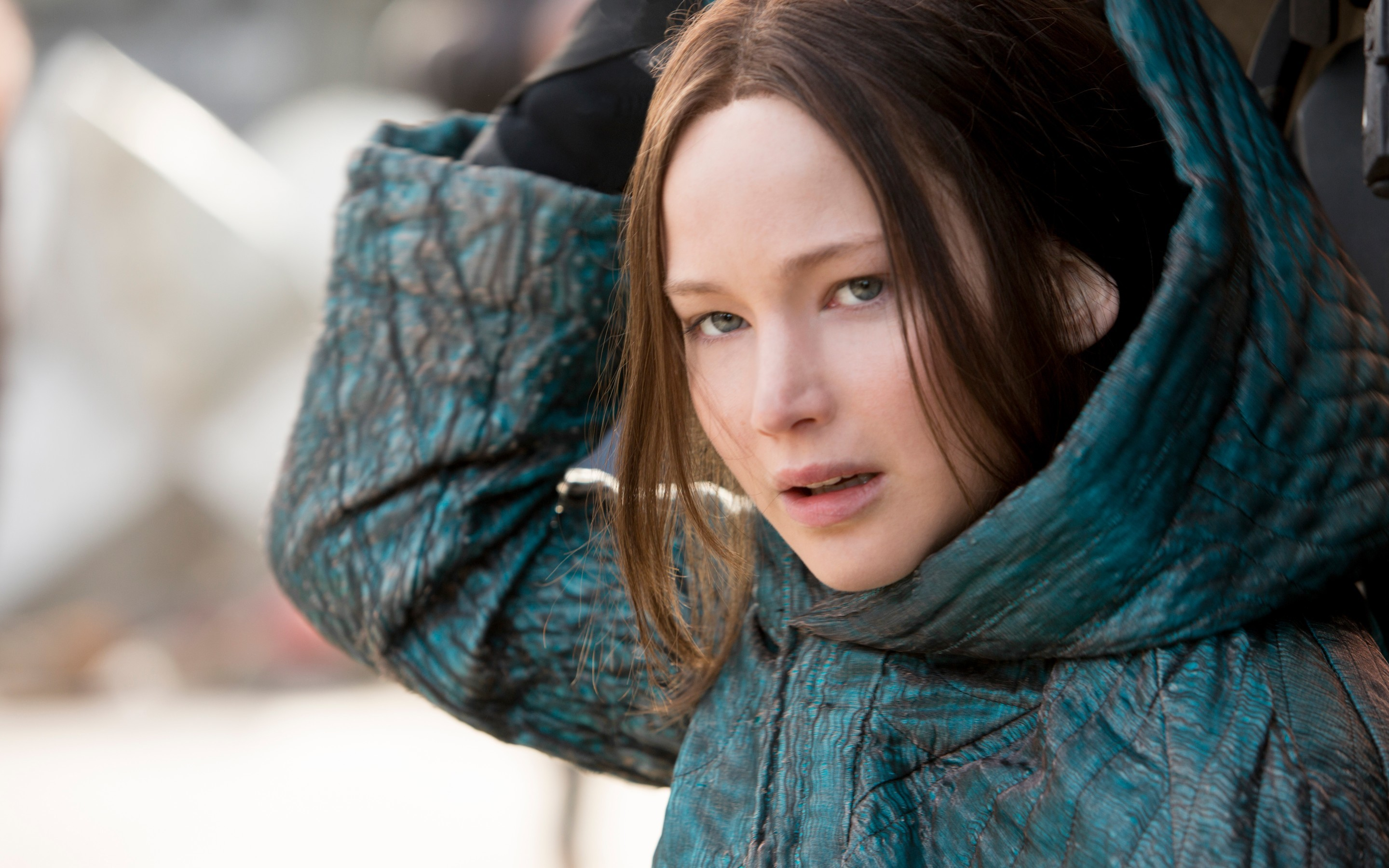 2880x1800 Katniss Everdeen The Hunger Games Mockingjay Part 2 (click to view)