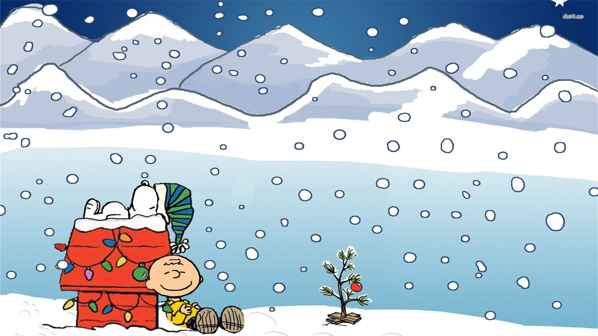 1920x1080 Charlie Brown and Snoopy wallpaper - Cartoon wallpapers - #12189