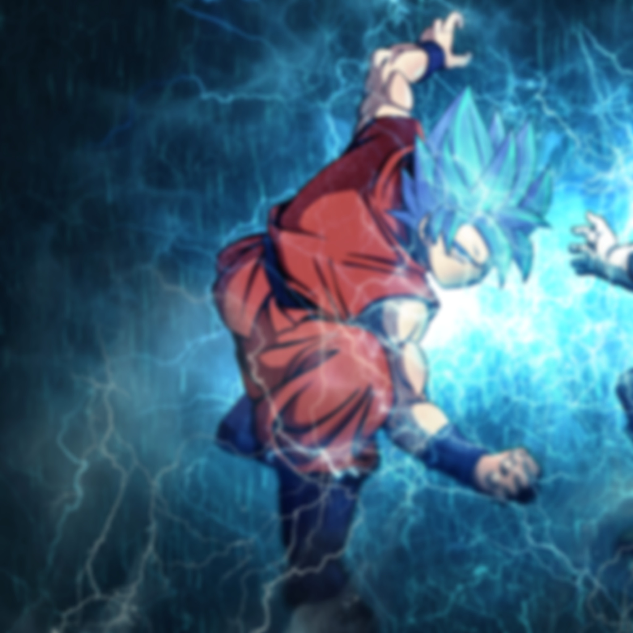 Goku Wallpaper Hd: Super Saiyan 4 Goku And Vegeta Wallpapers (60+ Images