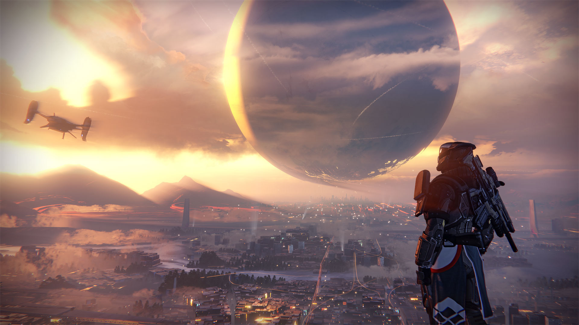 1920x1080 cool destiny wallpapers #643596