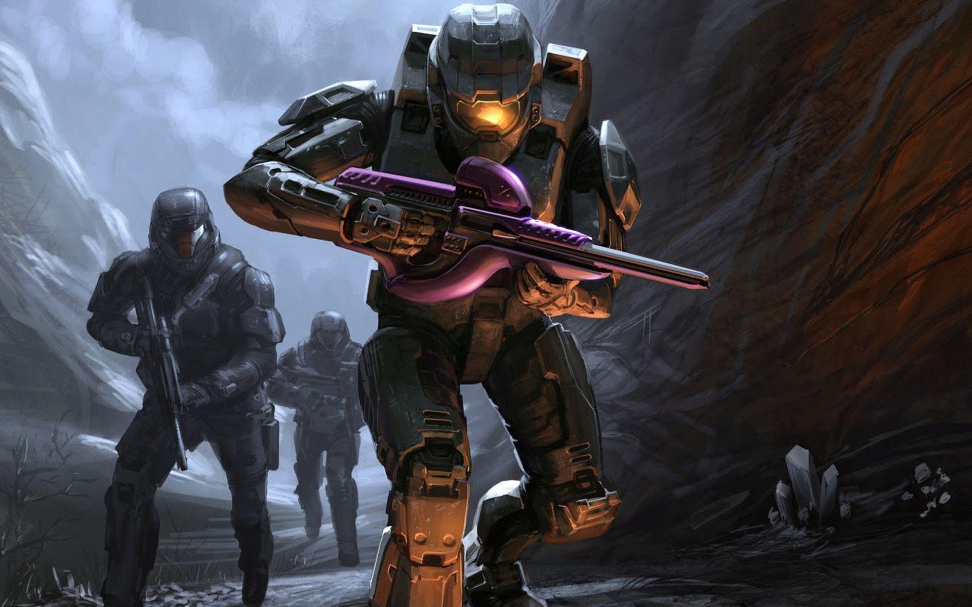 Halo 3 Arbiter Wallpaper (86+ images)