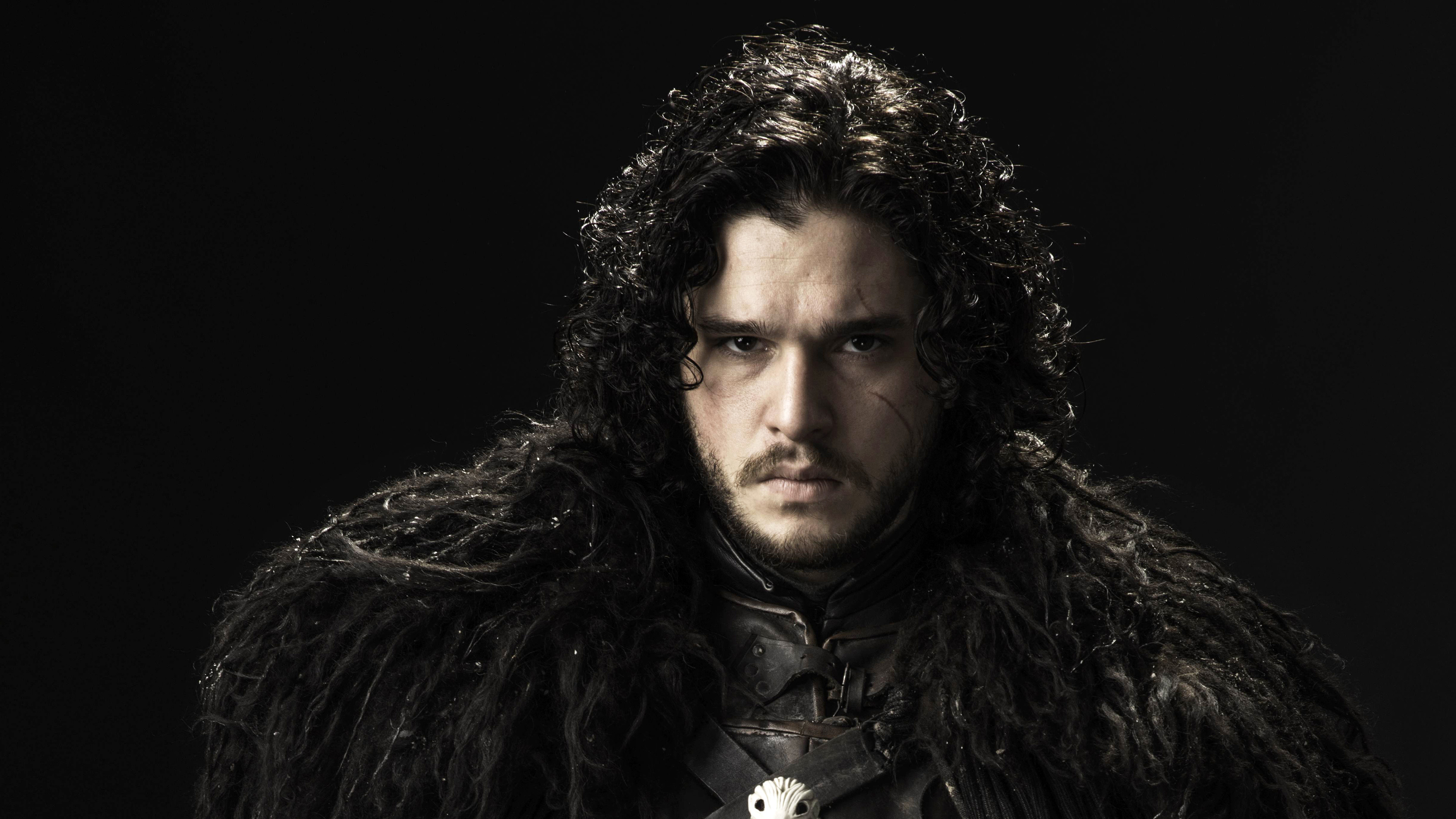 3840x2160 Kit Harington Jon Snow Game of Thrones Wallpapers | HD Wallpapers