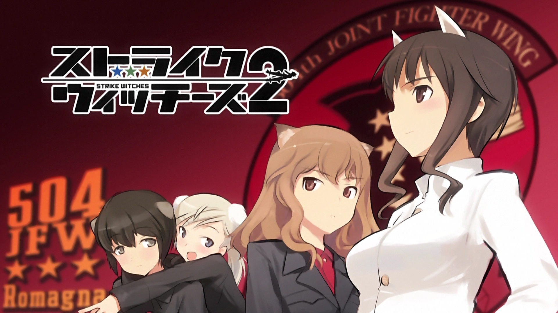1920x1080 View Fullsize Strike Witches Image