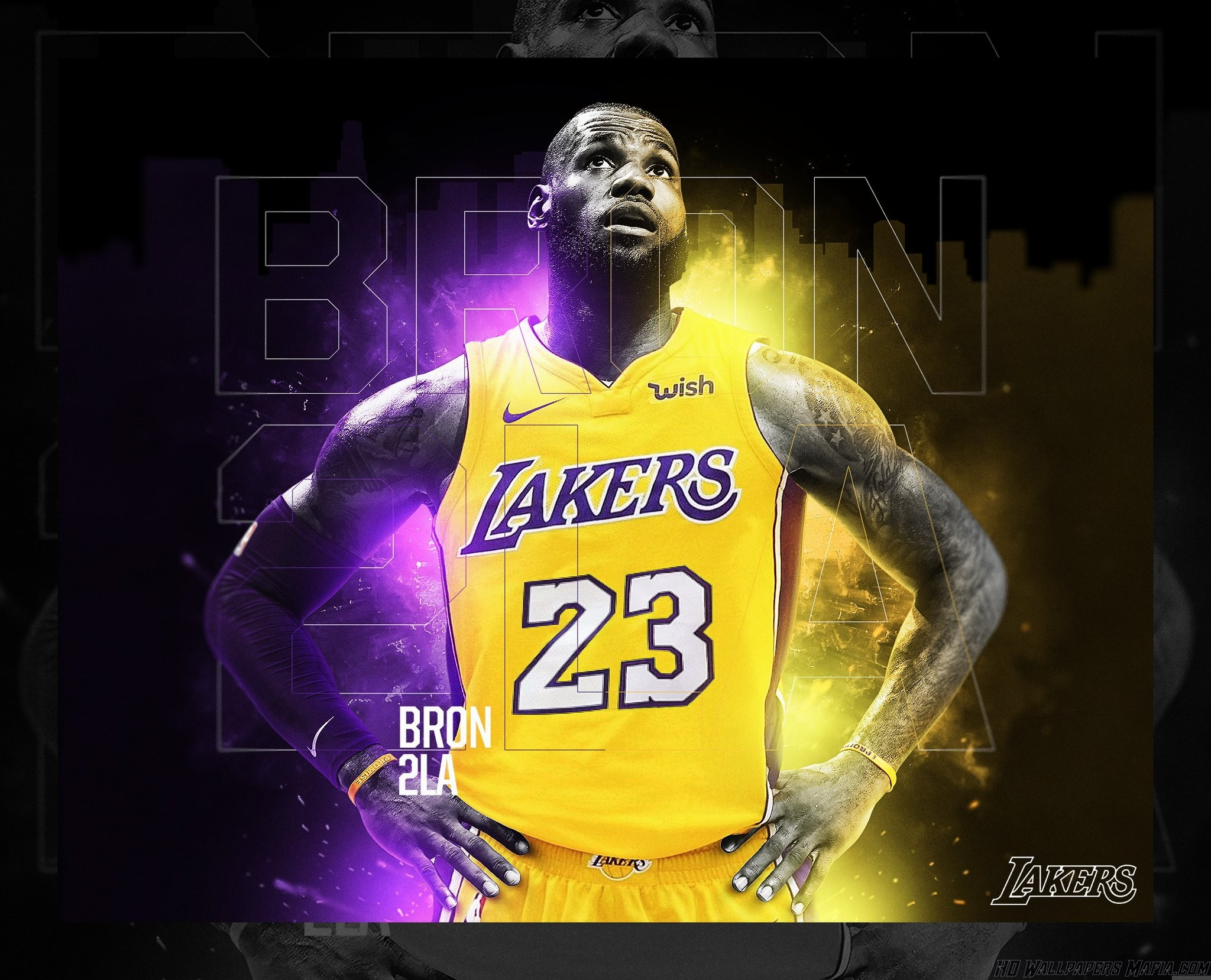 Lebron James Wallpaper Hd 78 Images