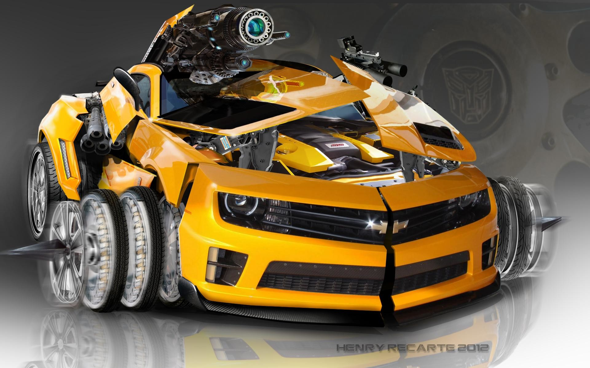 1920x1200 Transformers Bumblebee wallpaper Bumblebee Transformers Lockscreen iPhone  Plus HD Wallpaper