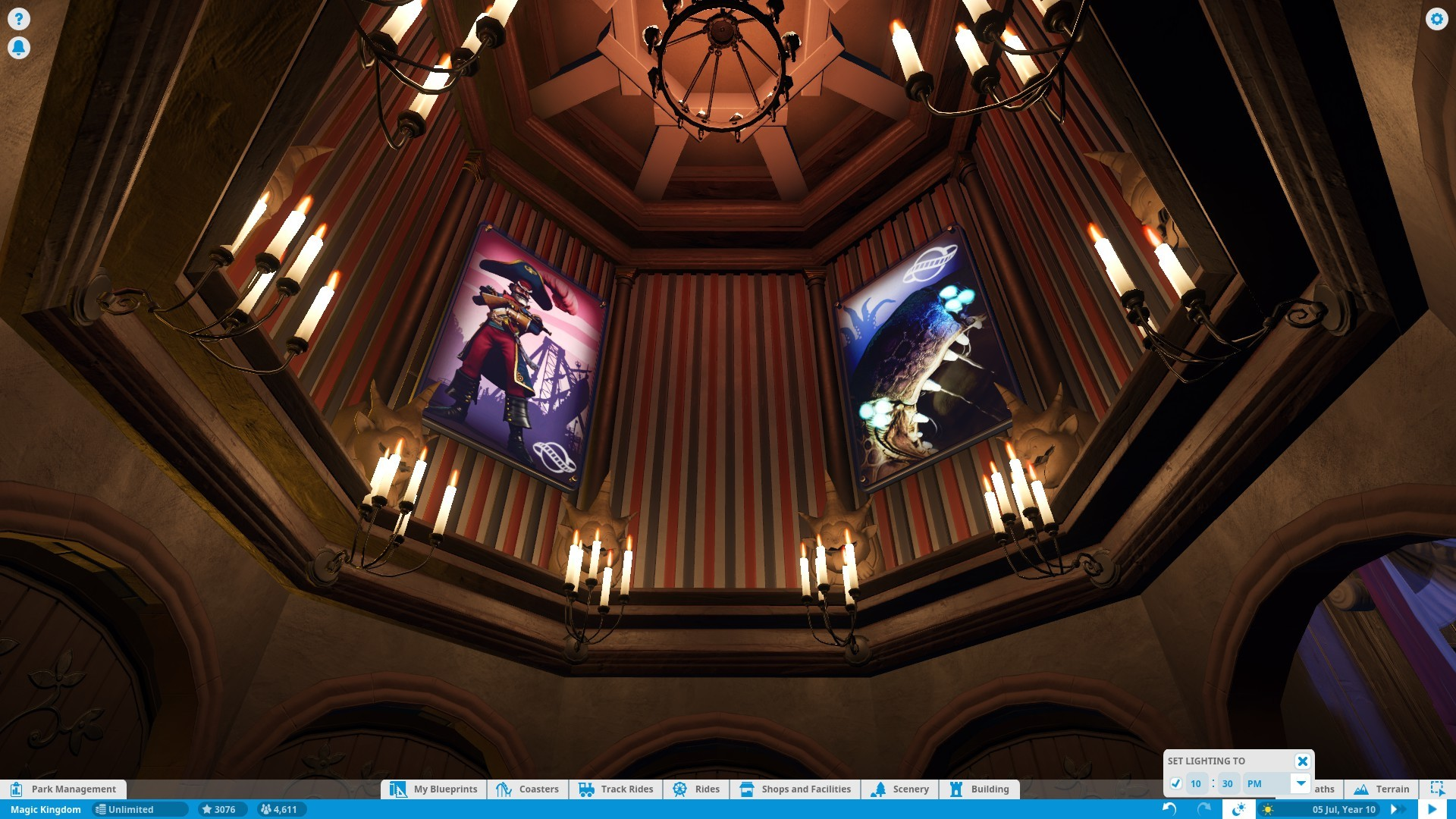 Haunted Mansion Foyer Wallpaper (62+ images)