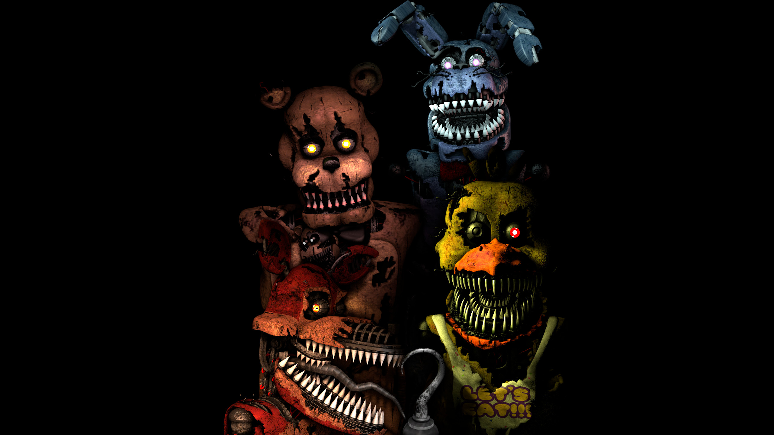 Five Nights at Freddys Wallpapers 80+ images
