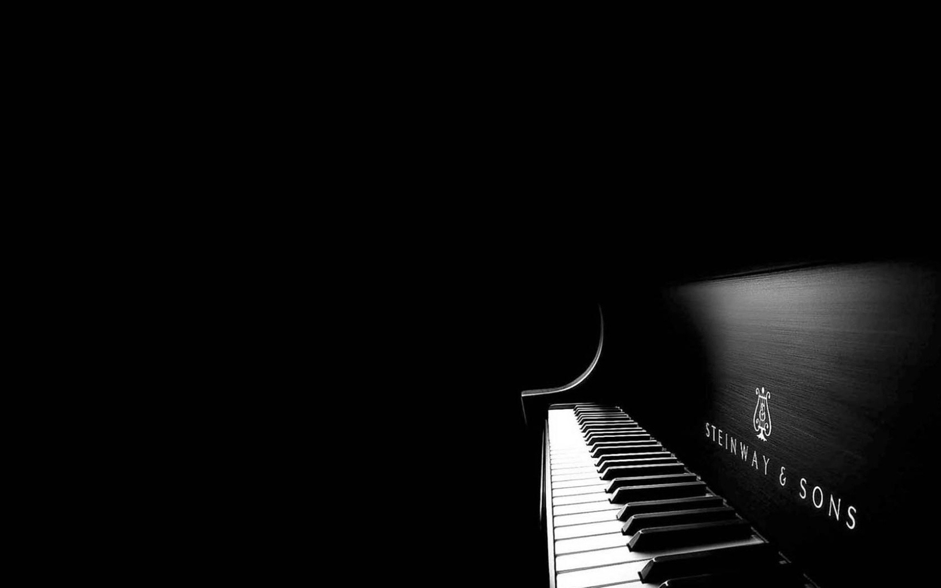 1920x1200 Music piano wallpaper