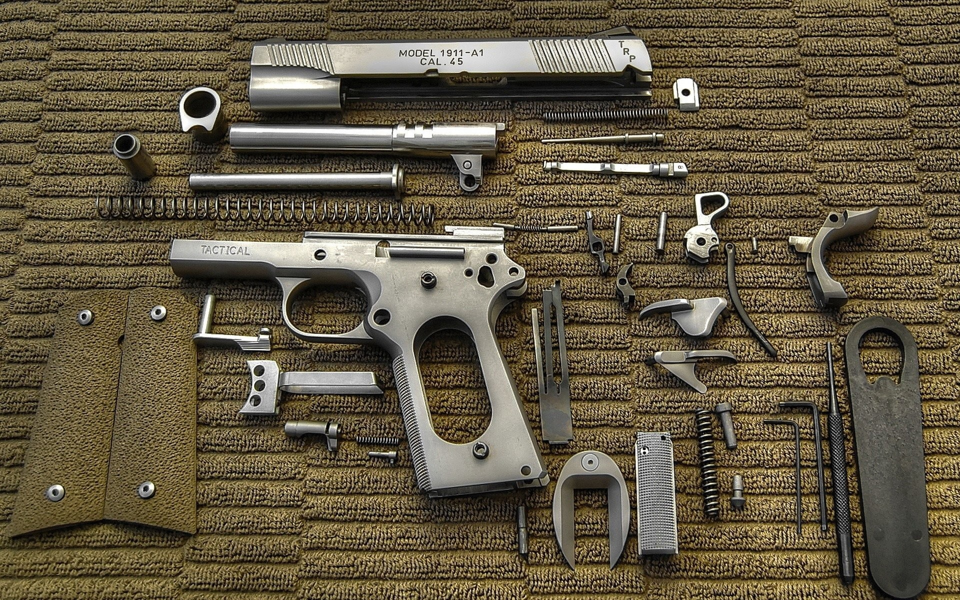 1920x1200 HD Wallpaper | Background ID:264769.  Weapons Colt 1911