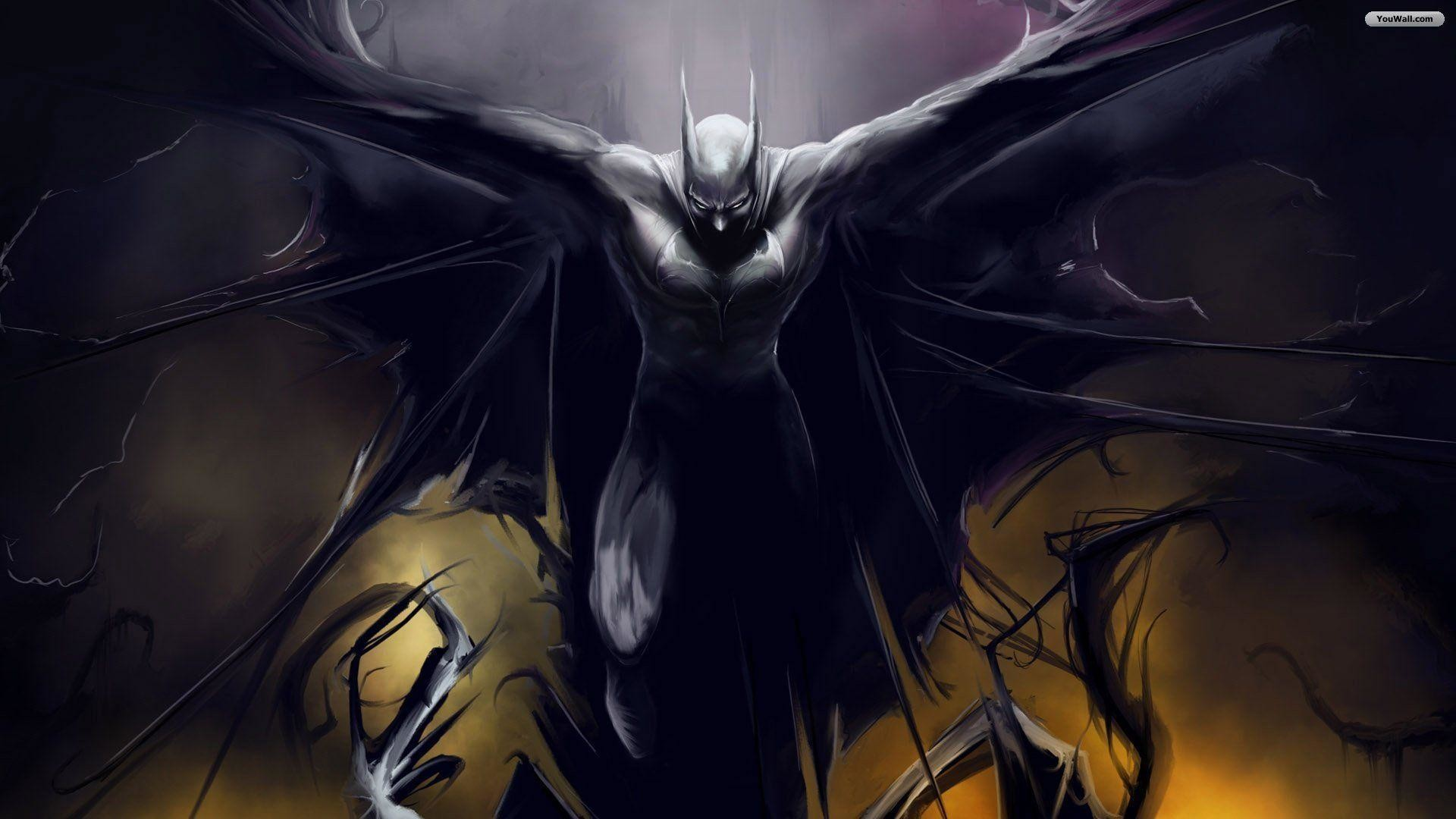 1920x1080 Batman Cartoon Wallpaper 15460 Hd Wallpapers in Movies - Telusers.