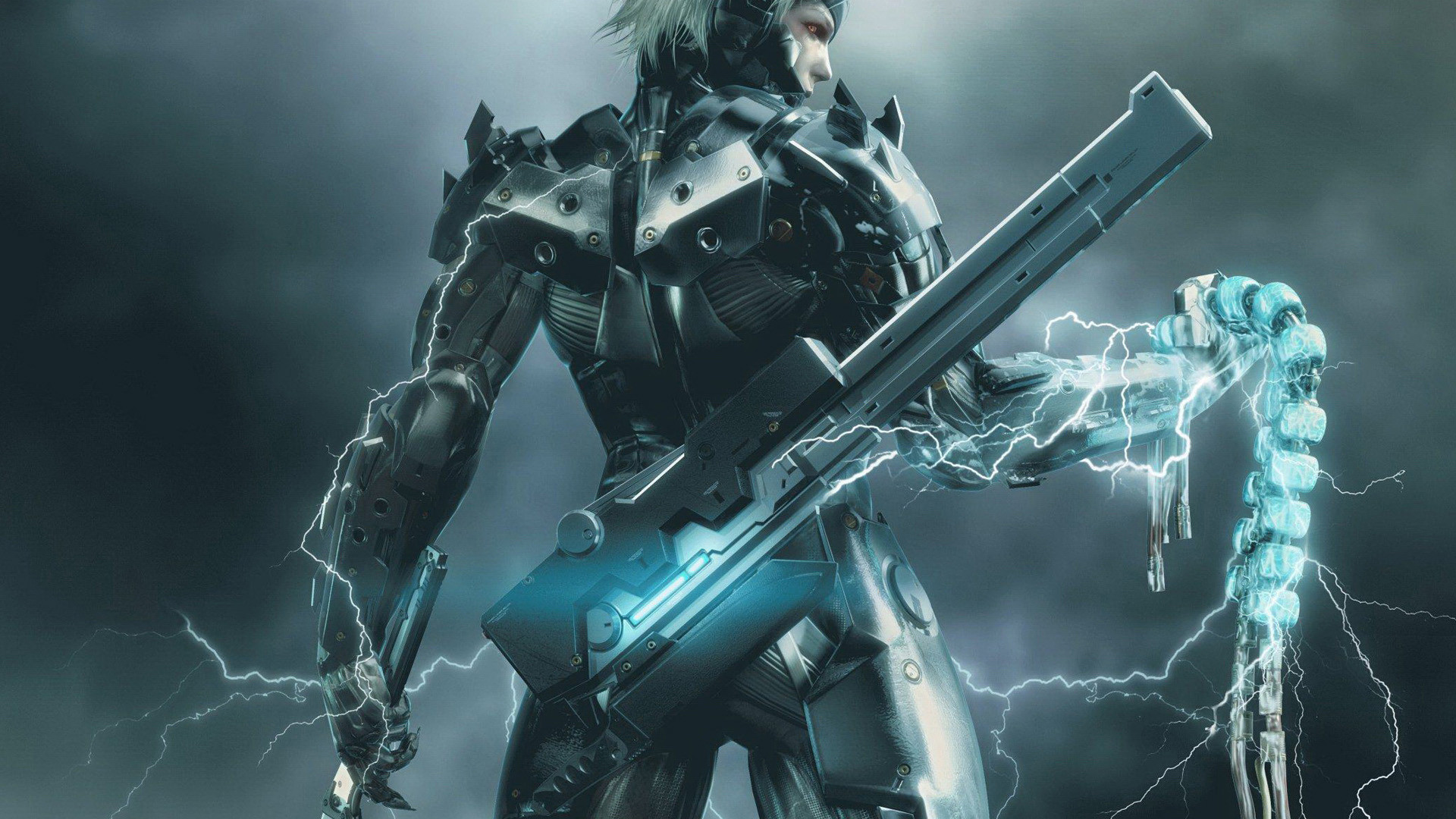 1920x1080 ... 1920 × 1080 in Review: Metal Gear Rising Revengeance