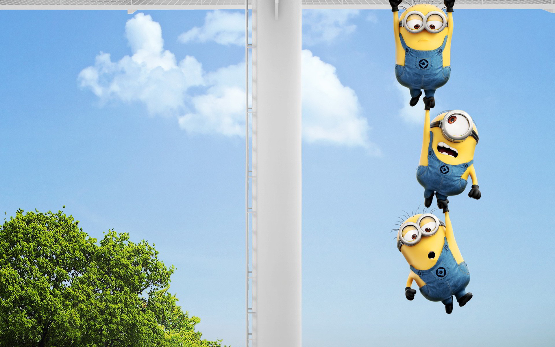 1920x1200 Funny Cute Minions Hd Wallpapers Gifs Desktop For
