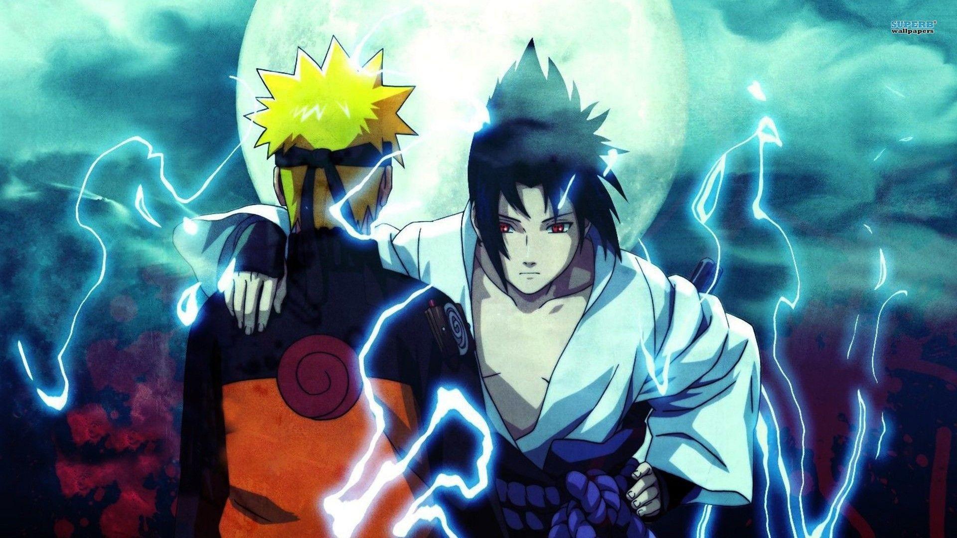 Sasuke And Naruto Wallpaper 59 Images
