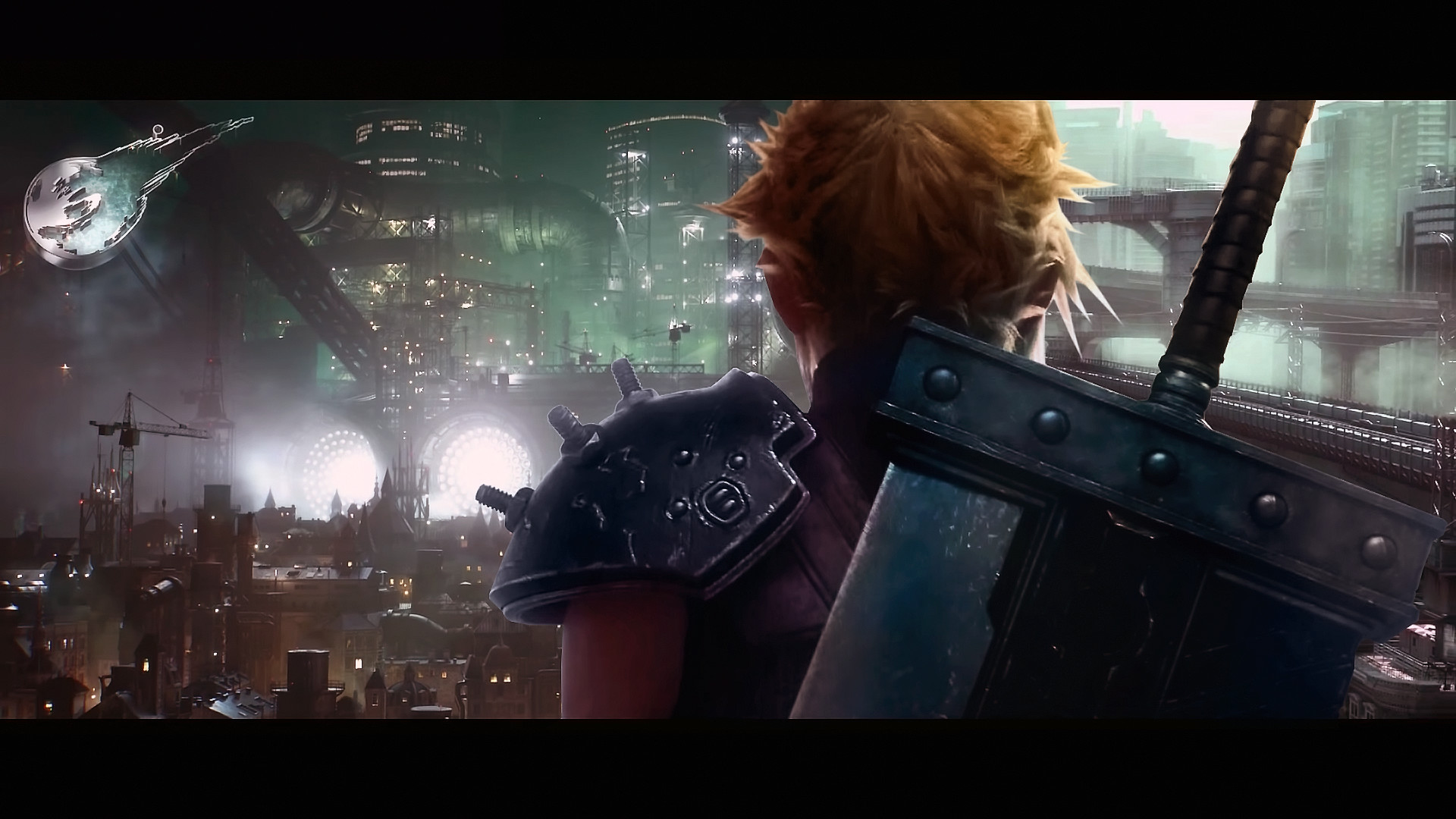 1920x1080 Final Fantasy VII Remake Wallpaper