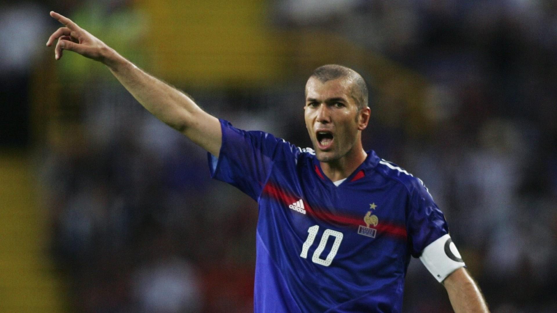 Zinedine Zidane (81+ Wallpaper images)