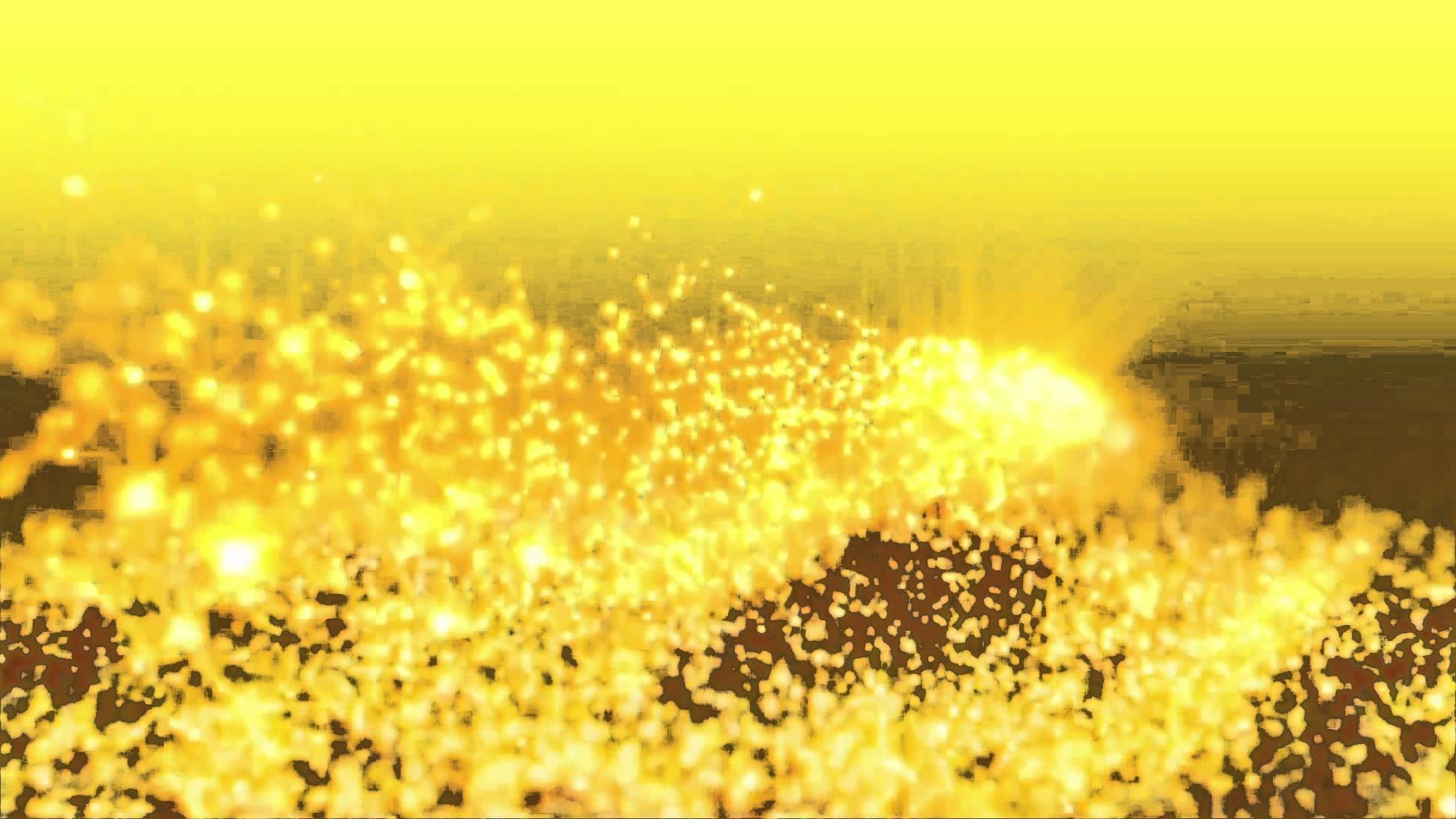 1920x1080 Animated Backgrounds Wallpapers Gold Dust Wind Particles HD - Footage  PixelBoom CG - YouTube