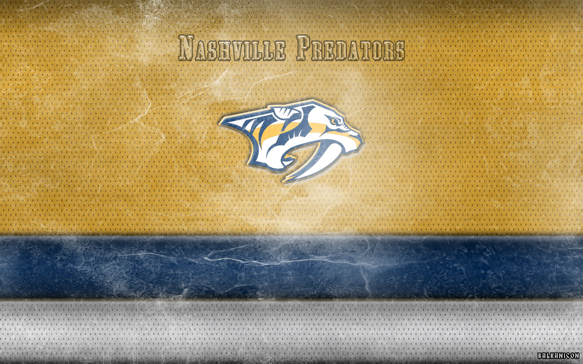 1920x1200 Nashville Predators wallpaper by Balkanicon on DeviantArt