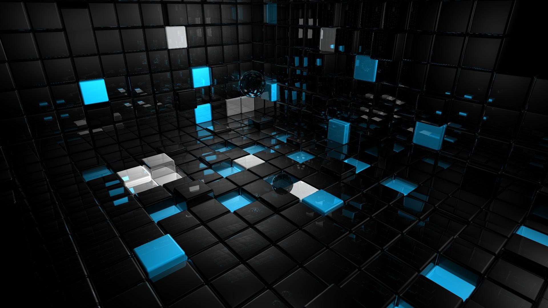 3D Cube Wallpaper (80+ Images