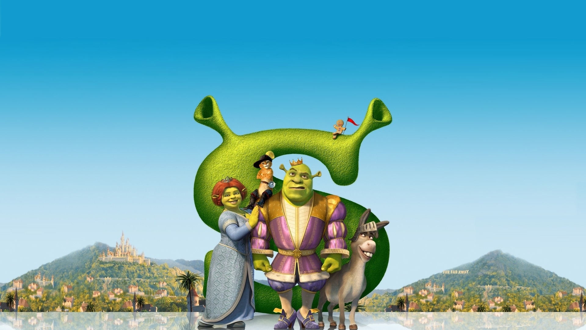 Shrek Wallpapers 66 Images