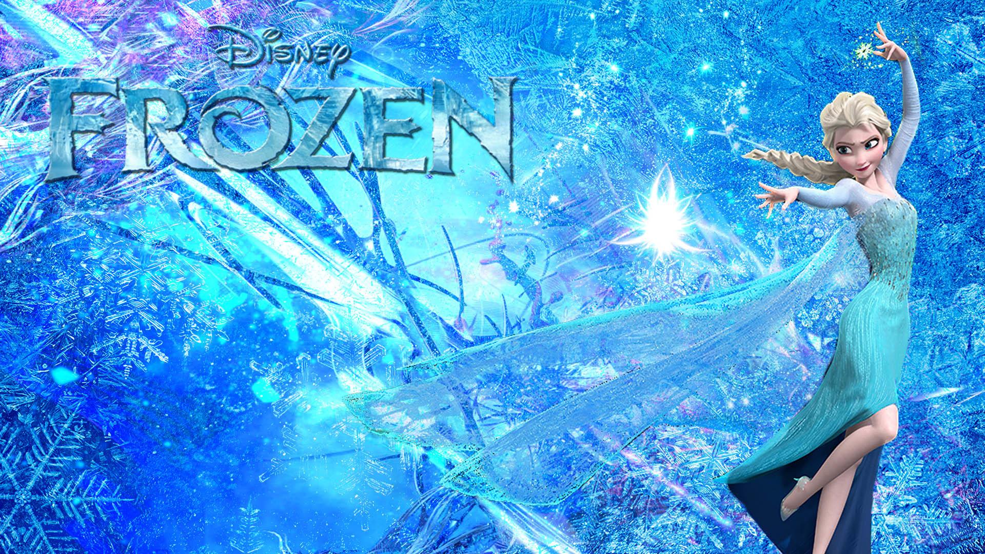 1920x1080 Elsa The Snow Queen Image