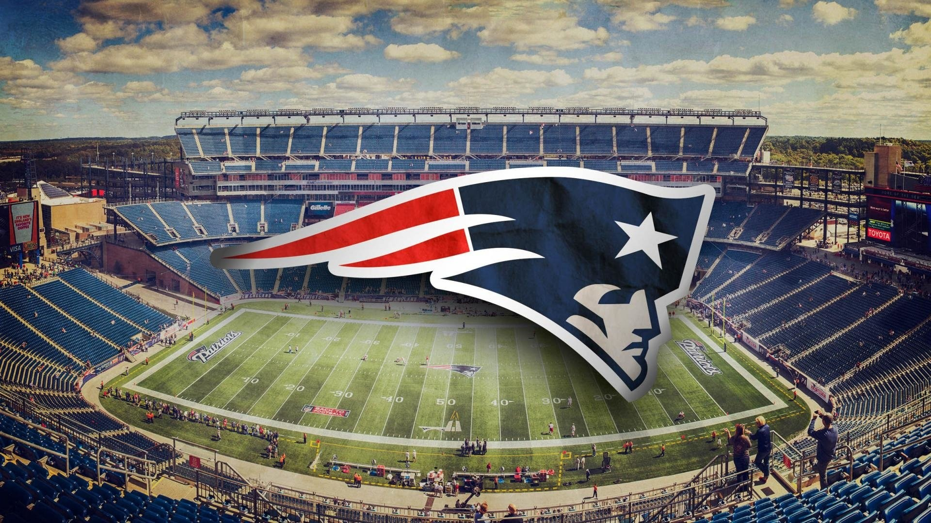 1920x1080 New England Patriots · HD Wallpaper | Background ID:592111