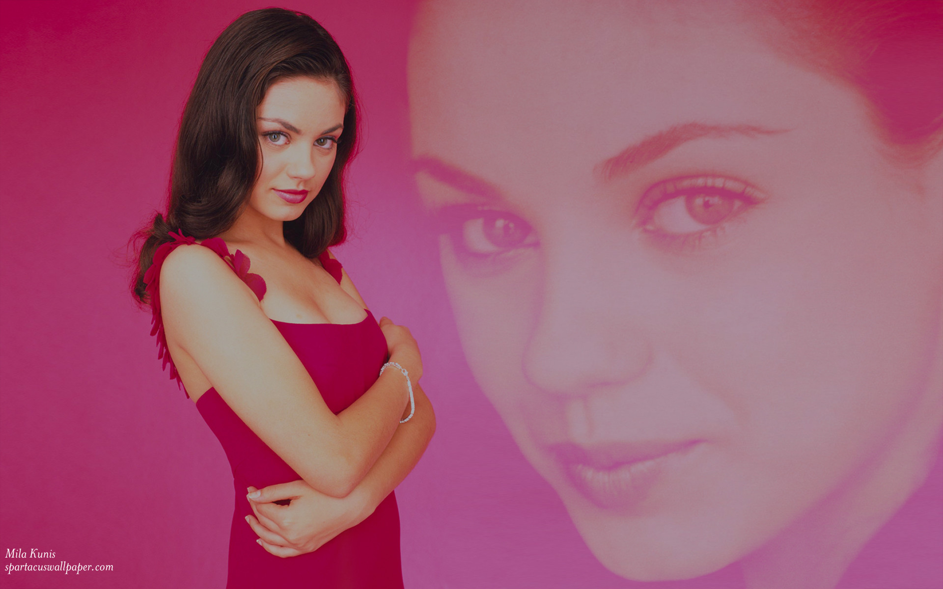 1920x1200 That 70s Show Wallpaper Source · Mila Kunis Desktop Backgrounds Mobile Home  Screens Spartacus