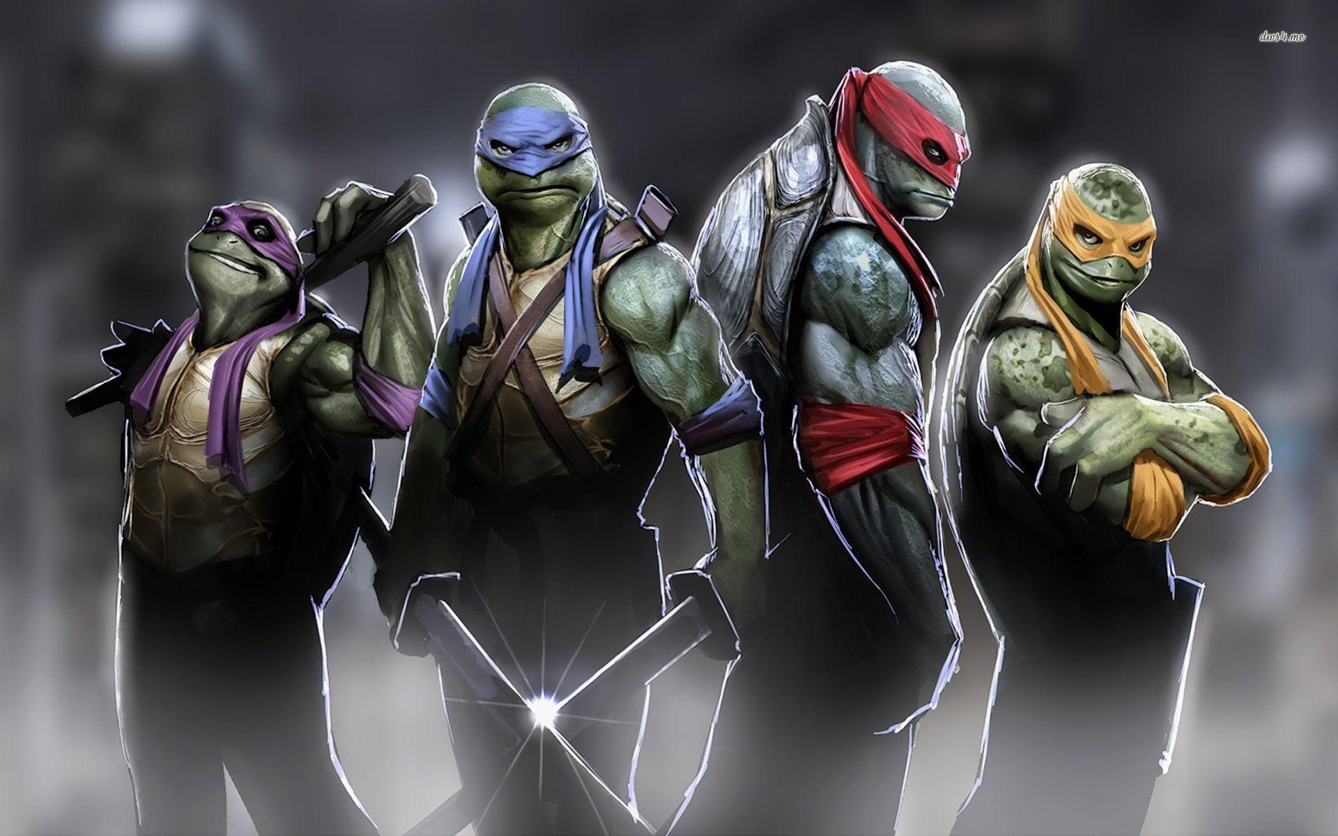 Teenage Mutant Ninja Turtles Wallpapers (66+ images)