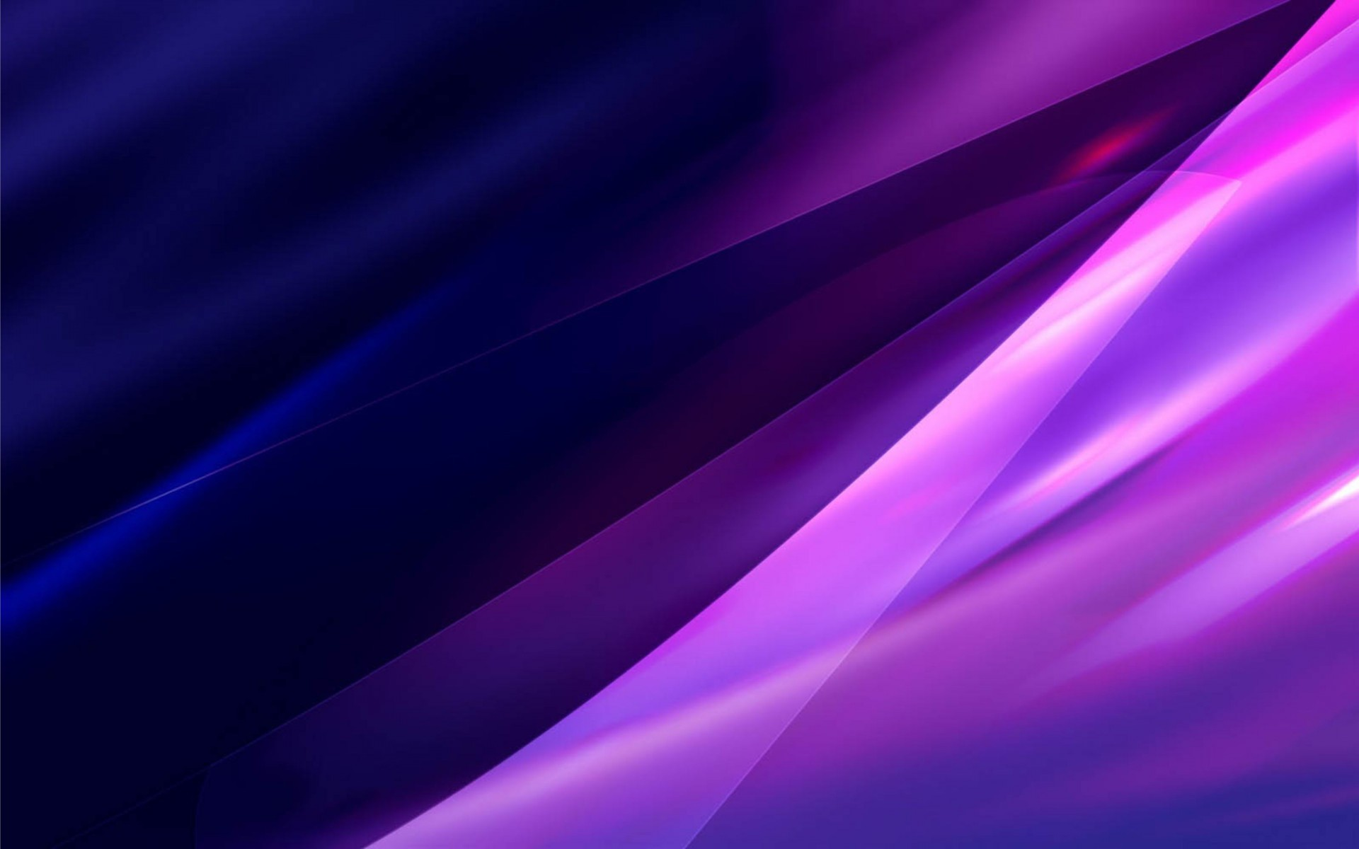 1920x1200 Purple Waves Abstract 4K Wallpaper