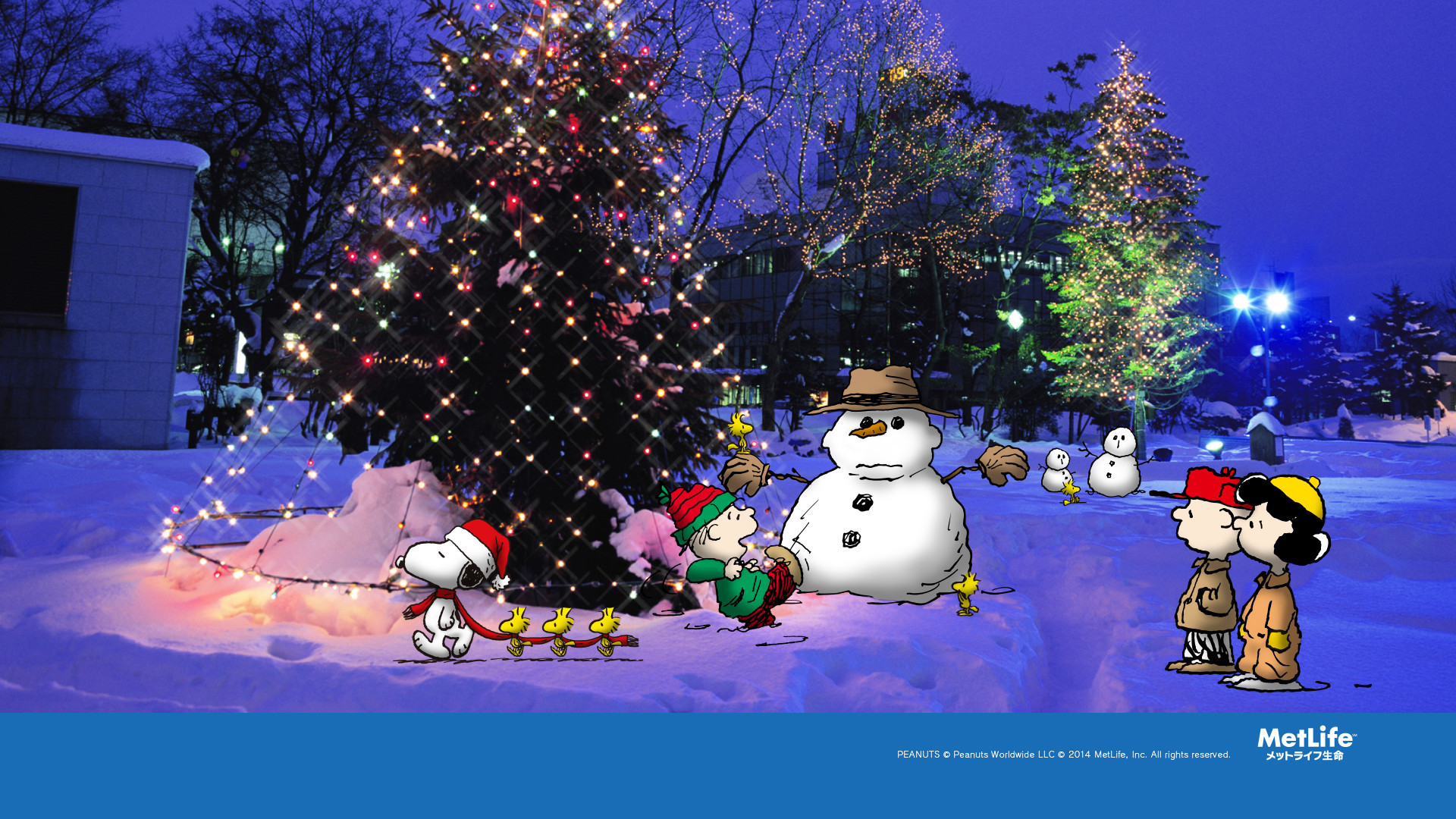 2560x1440 the peanuts charlie brown snoopy wallpapers hd wallpapers - Snoopy Christmas Wallpaper