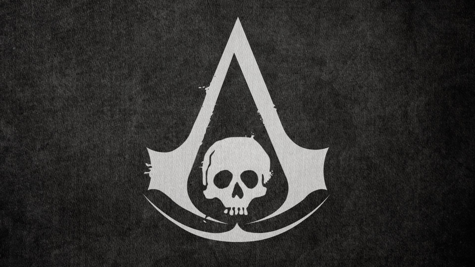 assassins creed logo wallpaper (78+ images)