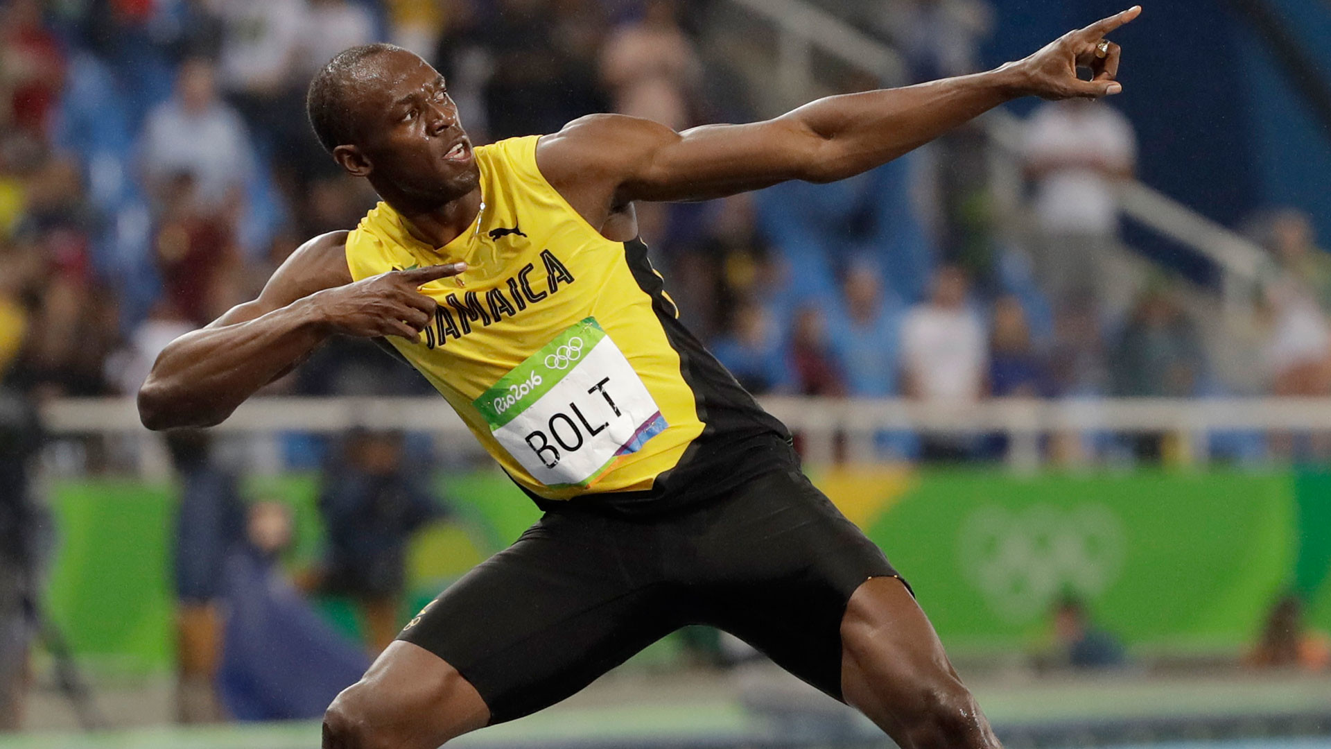1920x1080 Zaccardi: Usain Bolt peerless, even as he slows down in final Olympics |  NBC Olympics