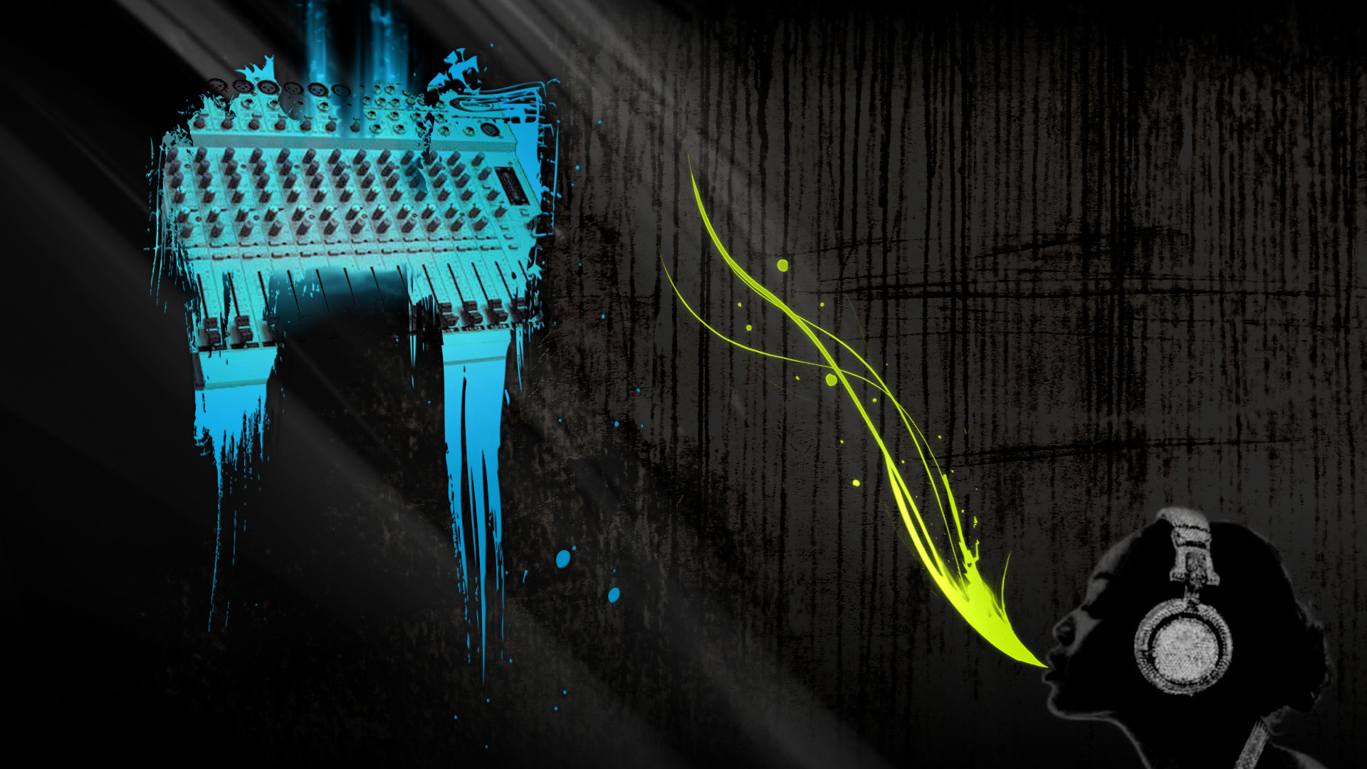 Music Abstract Backgrounds: Abstract Music Wallpaper (64+ Images