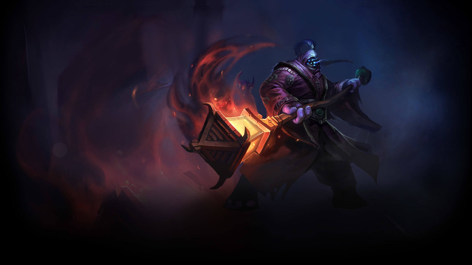 1920x1080 Of Legends Jax Splash Art PC Android iPhone and iPad Wallpapers