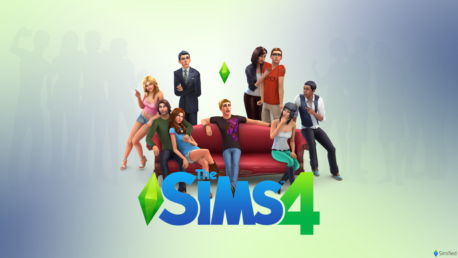 The Sims Wallpapers 85 Images