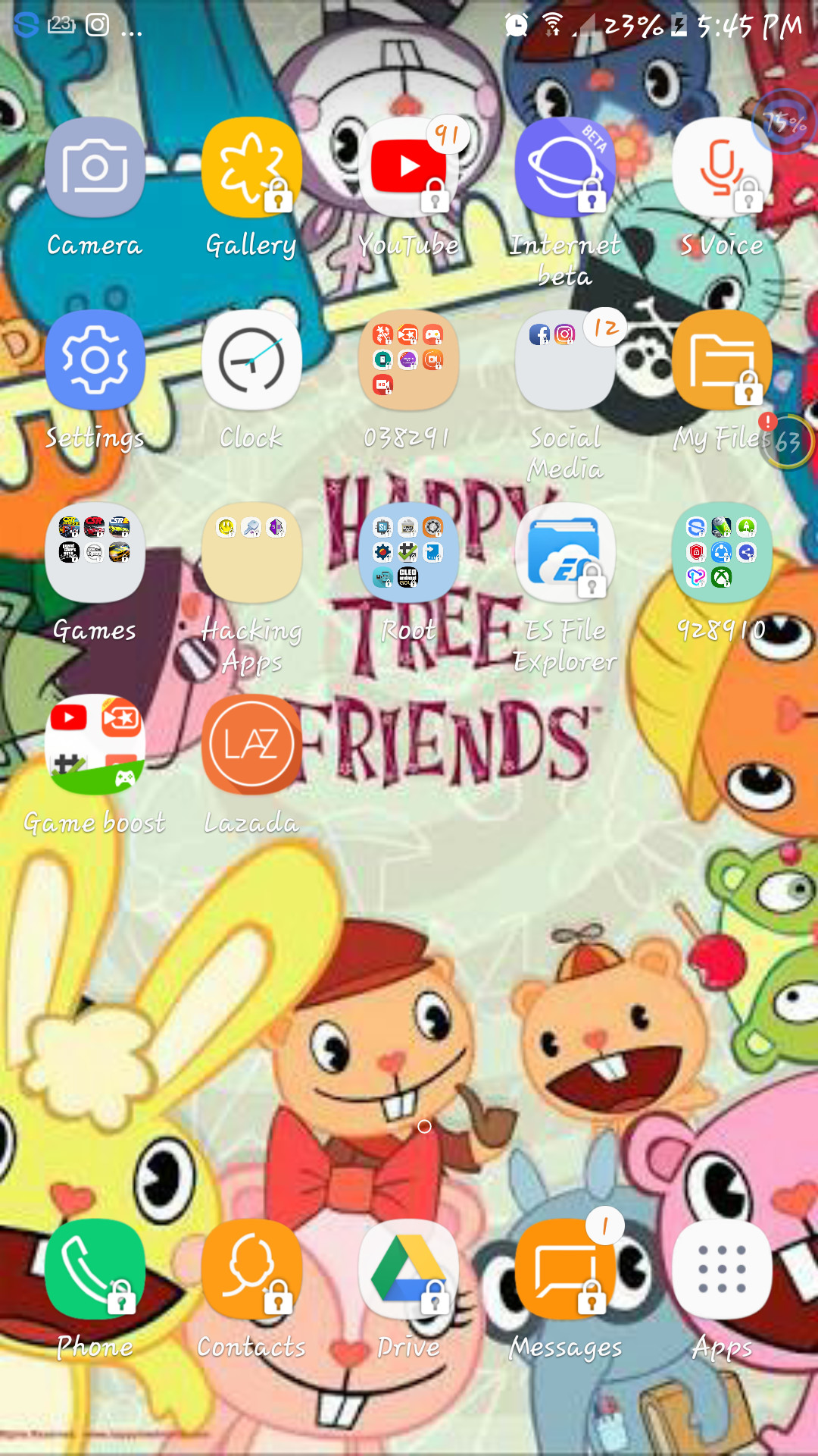 1080x1920 Happy Tree Friends wallpaper by GrantHernando14 Happy Tree Friends wallpaper  by GrantHernando14