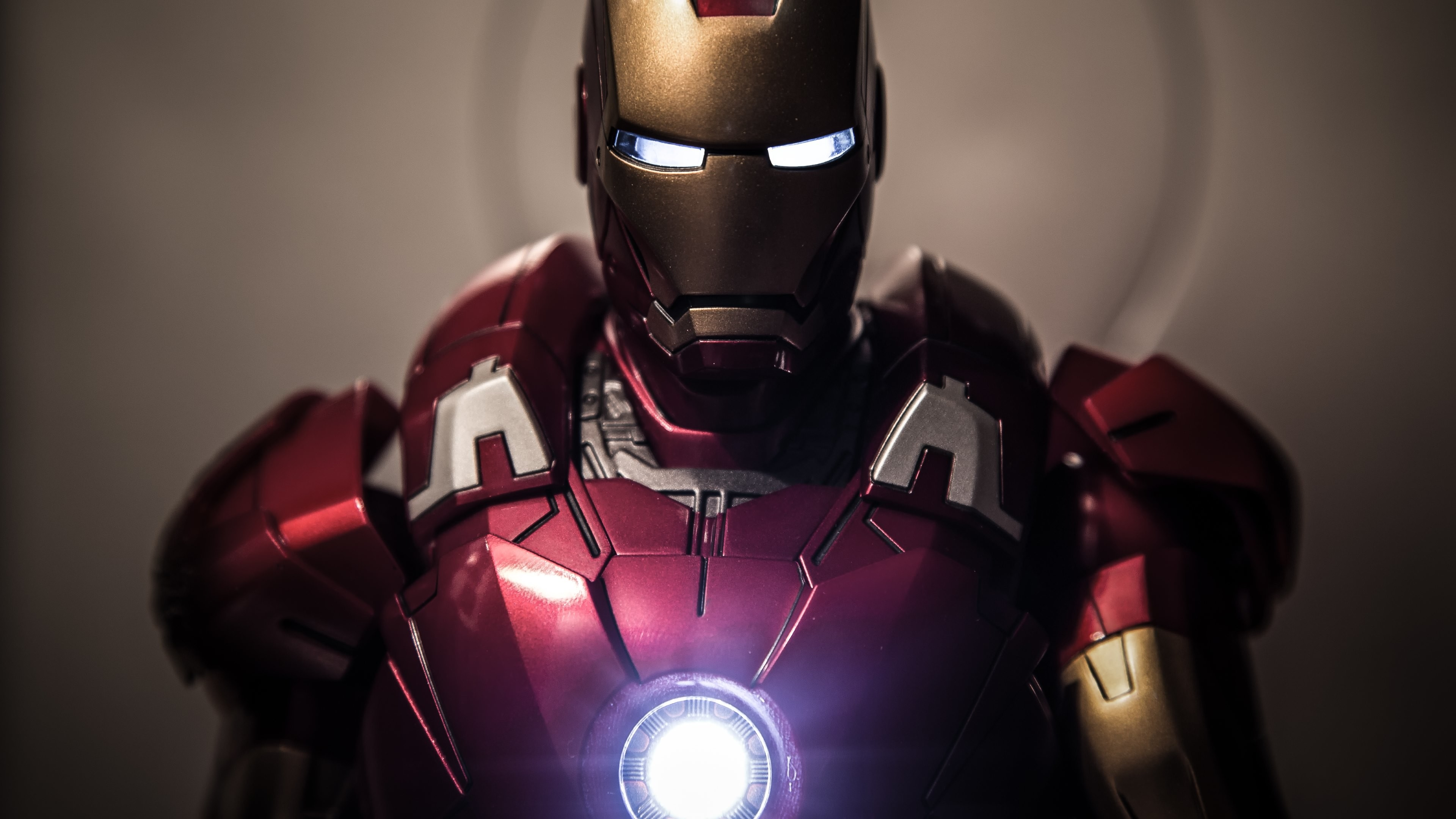 3840x2160 Preview wallpaper iron man, tony stark, superhero