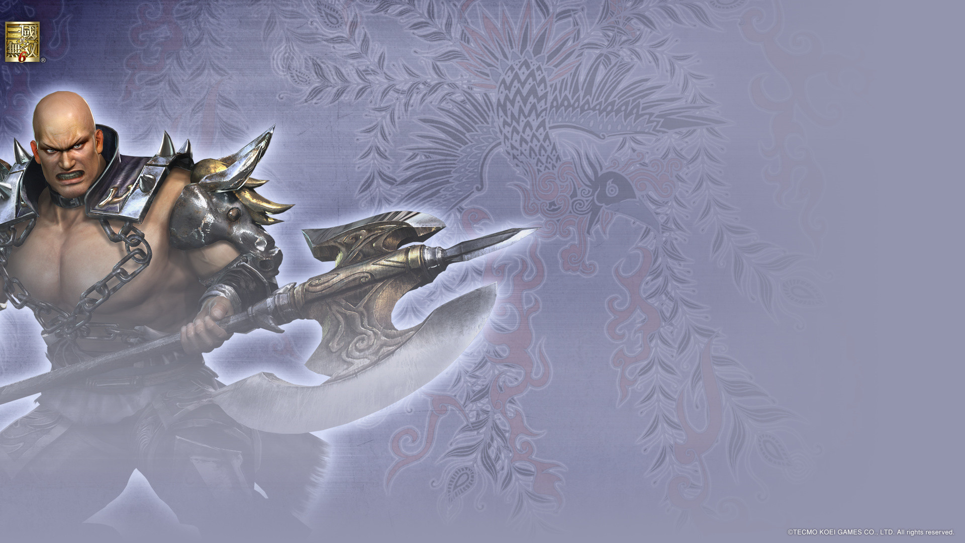 1920x1080 Wallpaper from Dynasty Warriors 7