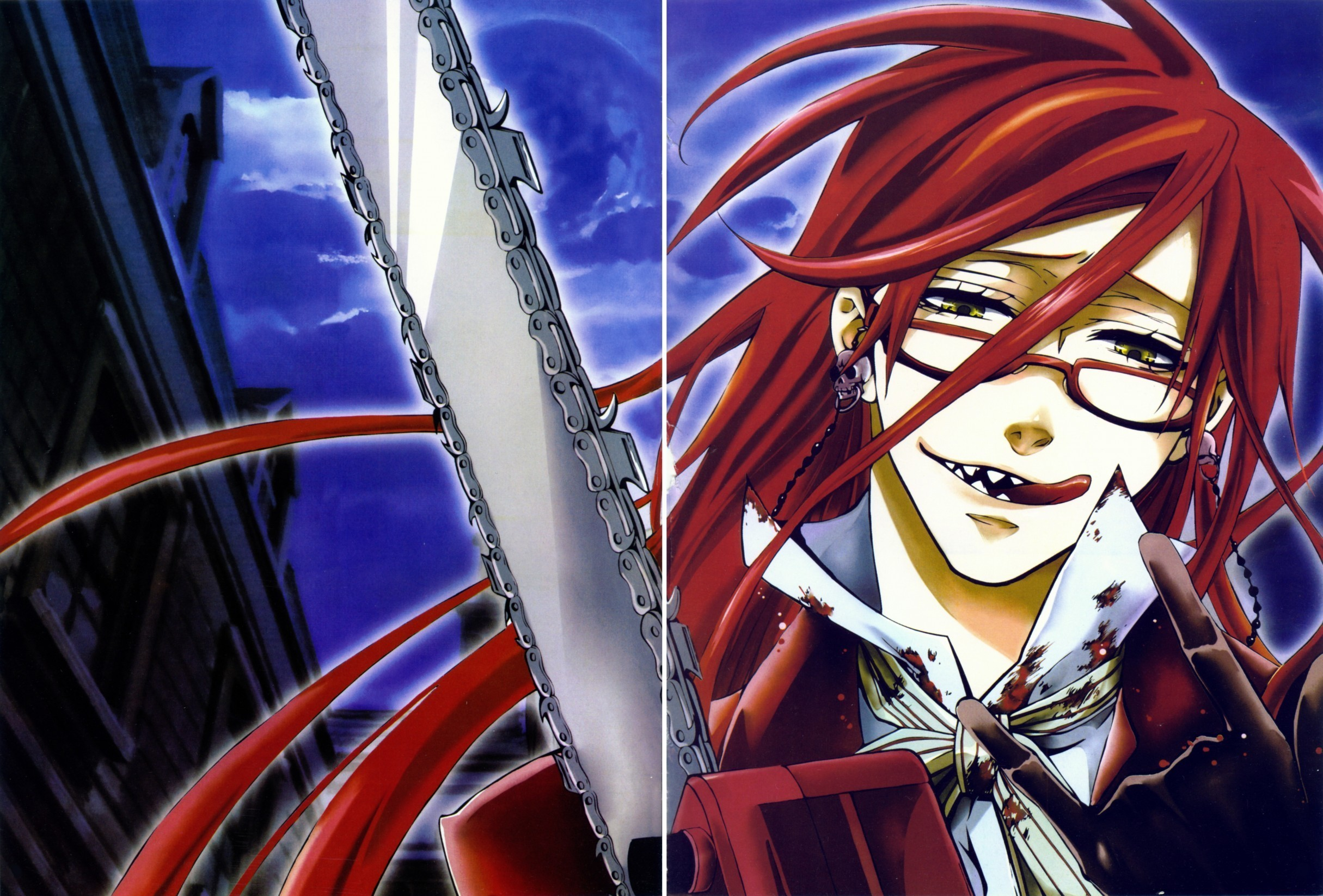 2430x1647 Grell Sutcliffe images Grell HD wallpaper and background .