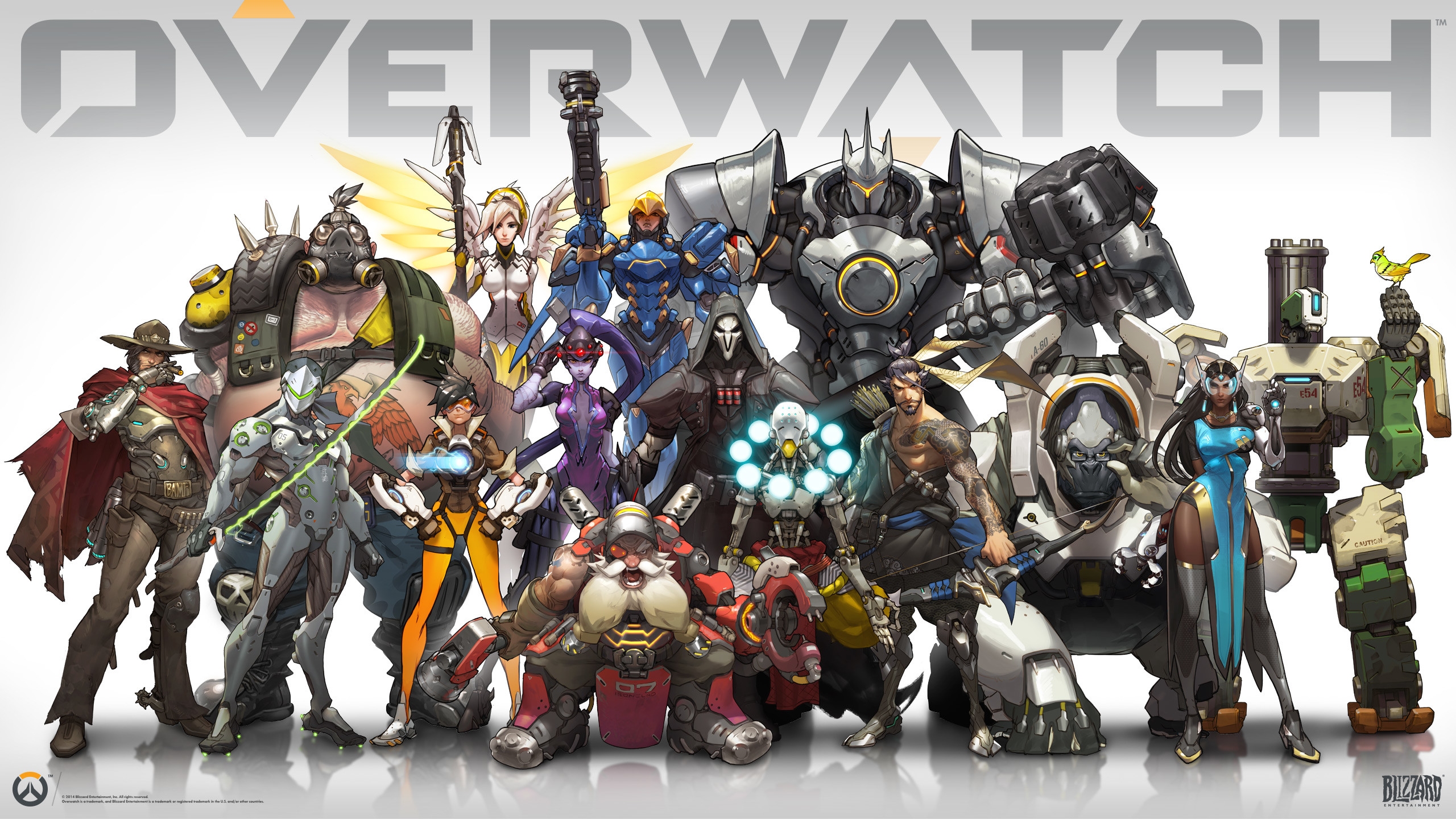 2560x1440 HD Wallpaper | Background ID:553496.  Video Game Overwatch