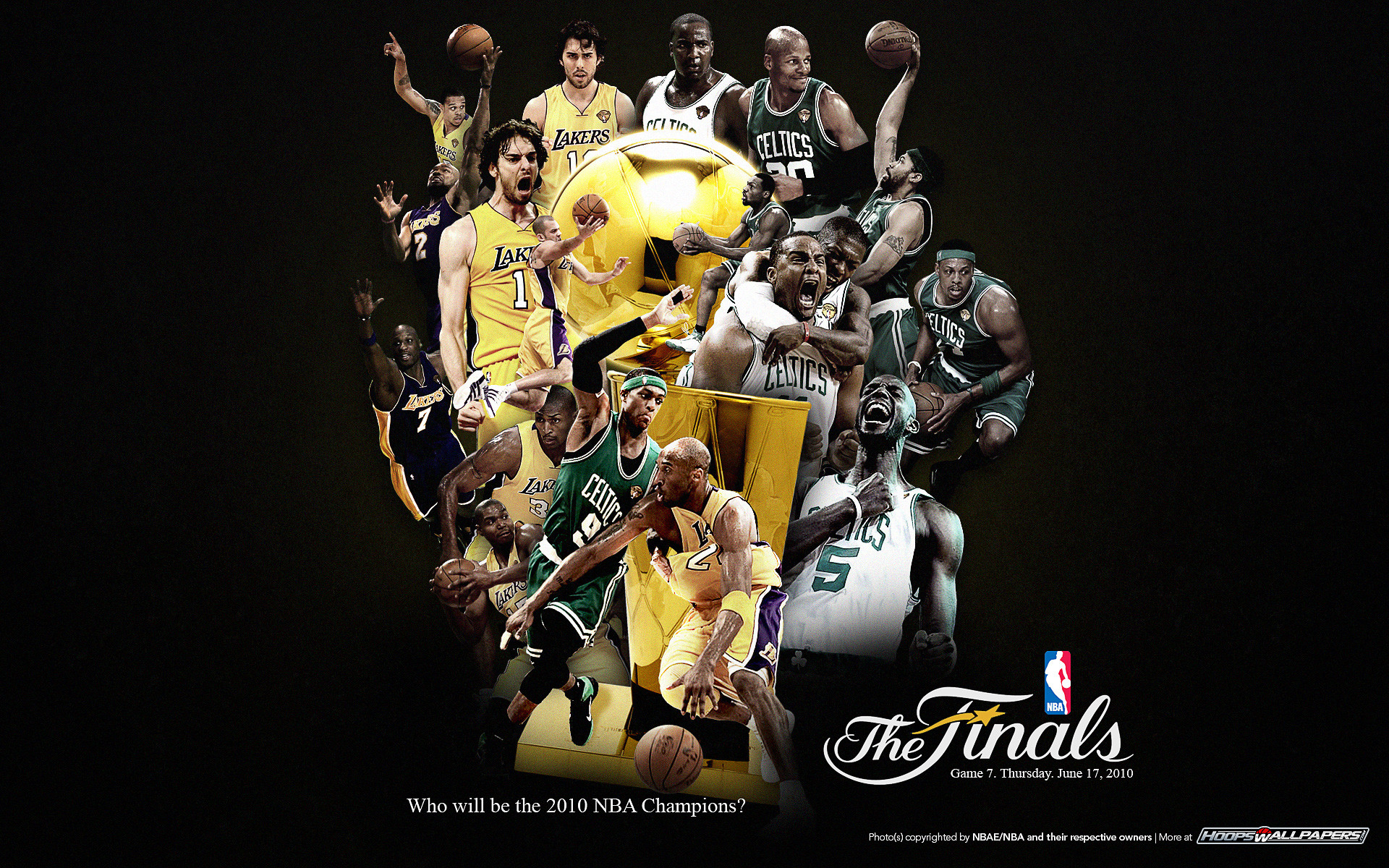 1920x1200 NBA and basketball wallpapers for free download. » Boston Celtics .