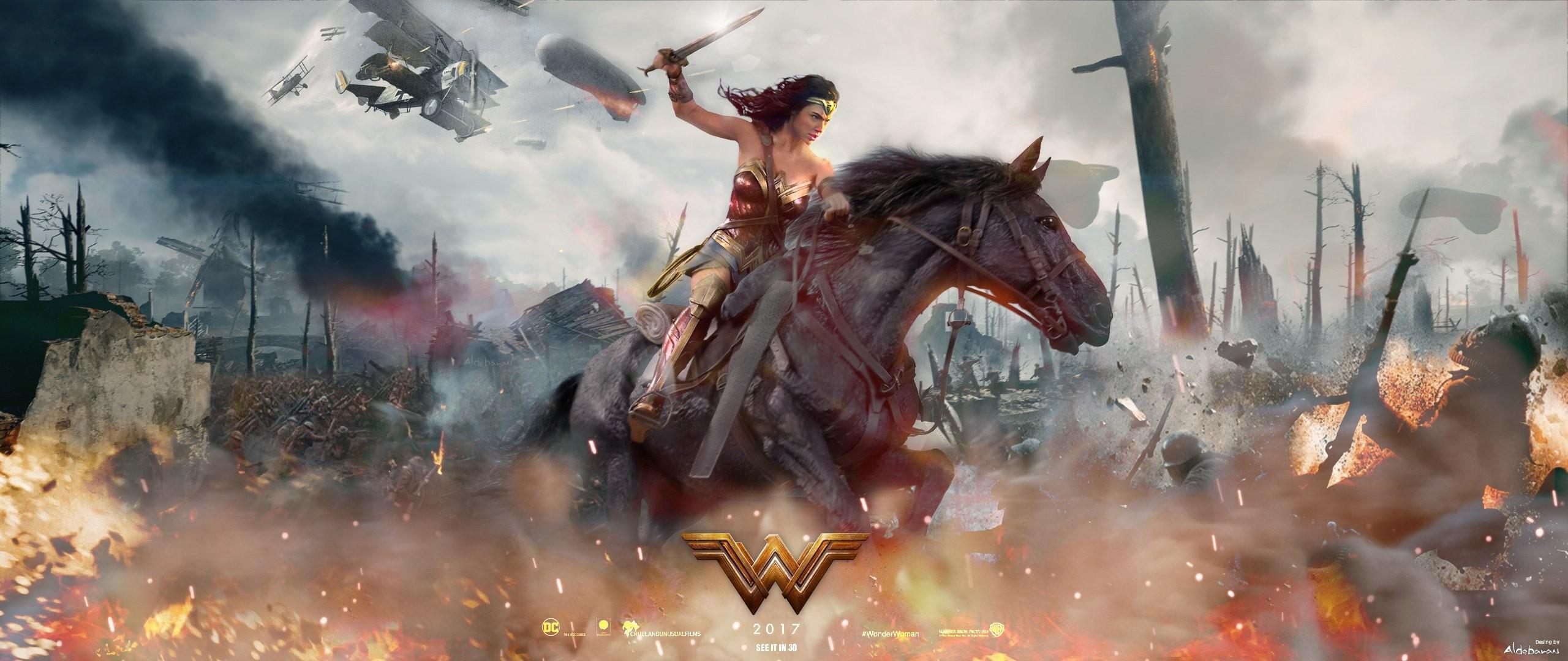 Wonder Woman Wallpapers