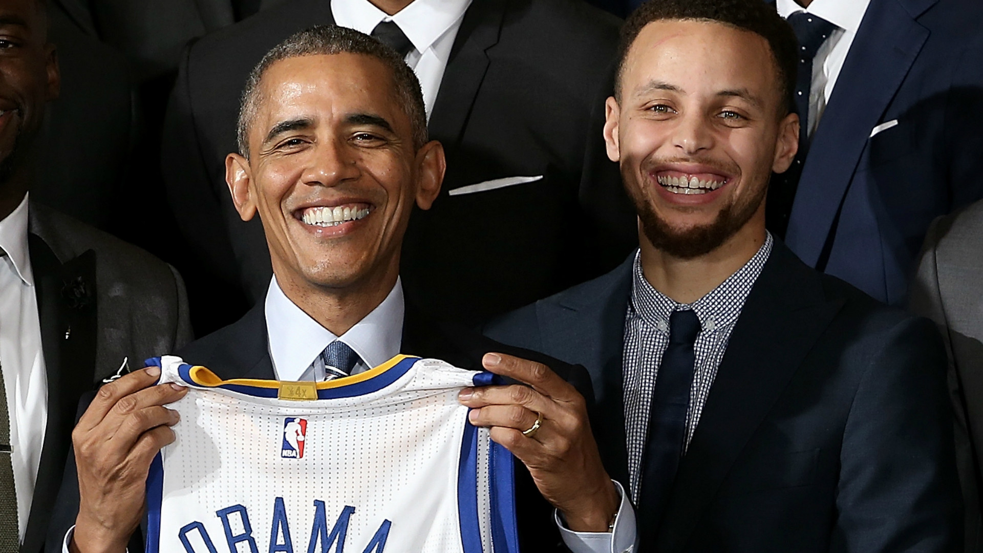 1920x1080 President Obama is not putting Stephen Curry above Michael Jordan