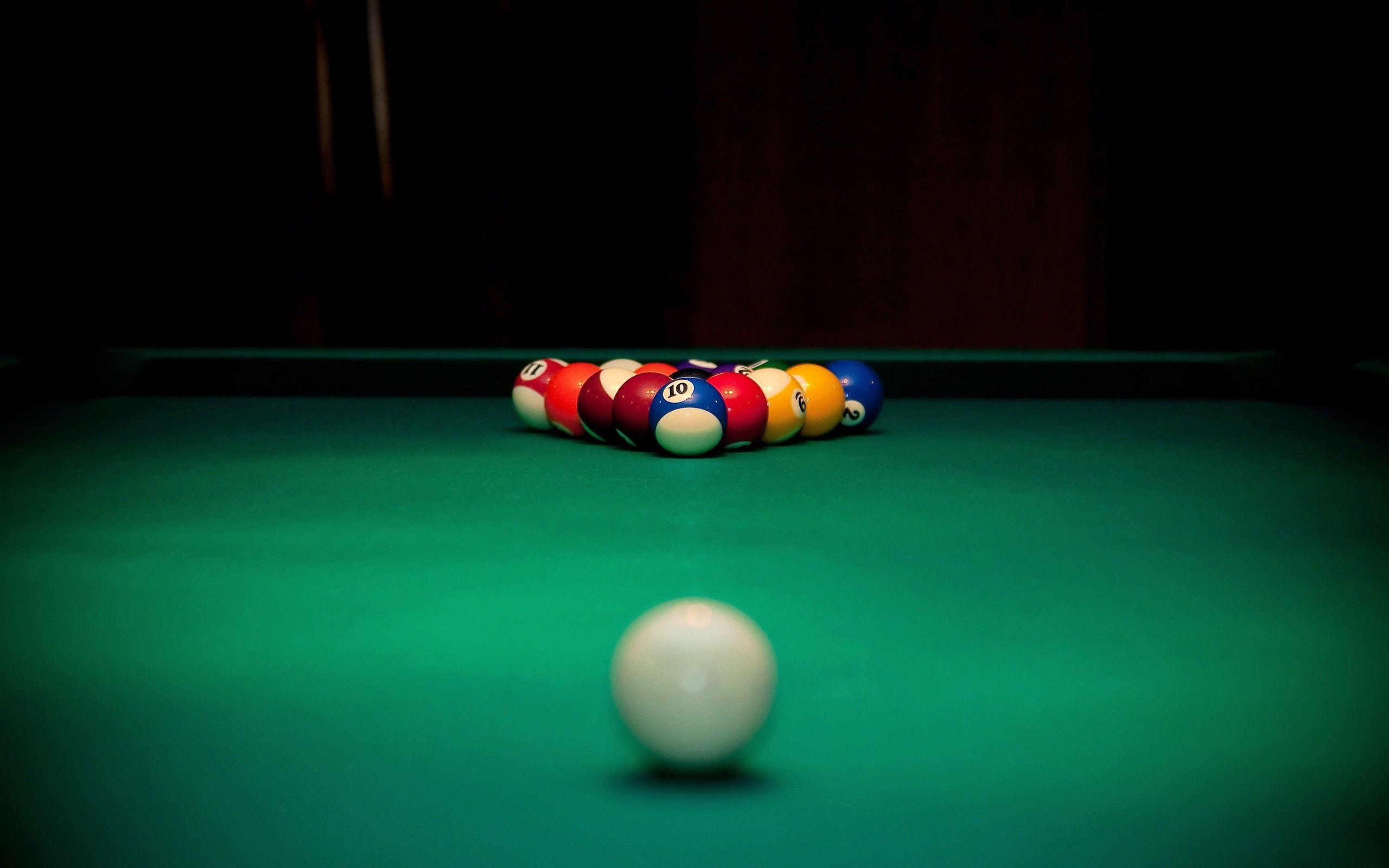 Pool Eight