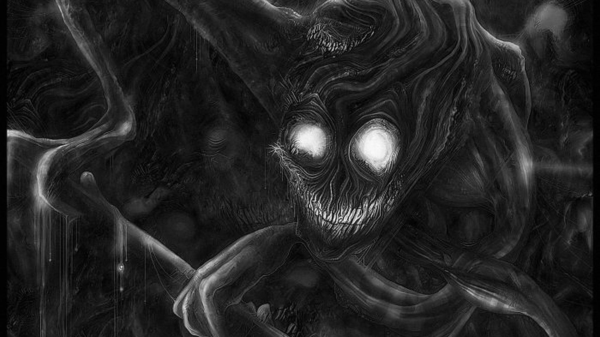 Hd Scary Wallpapers 63 Images