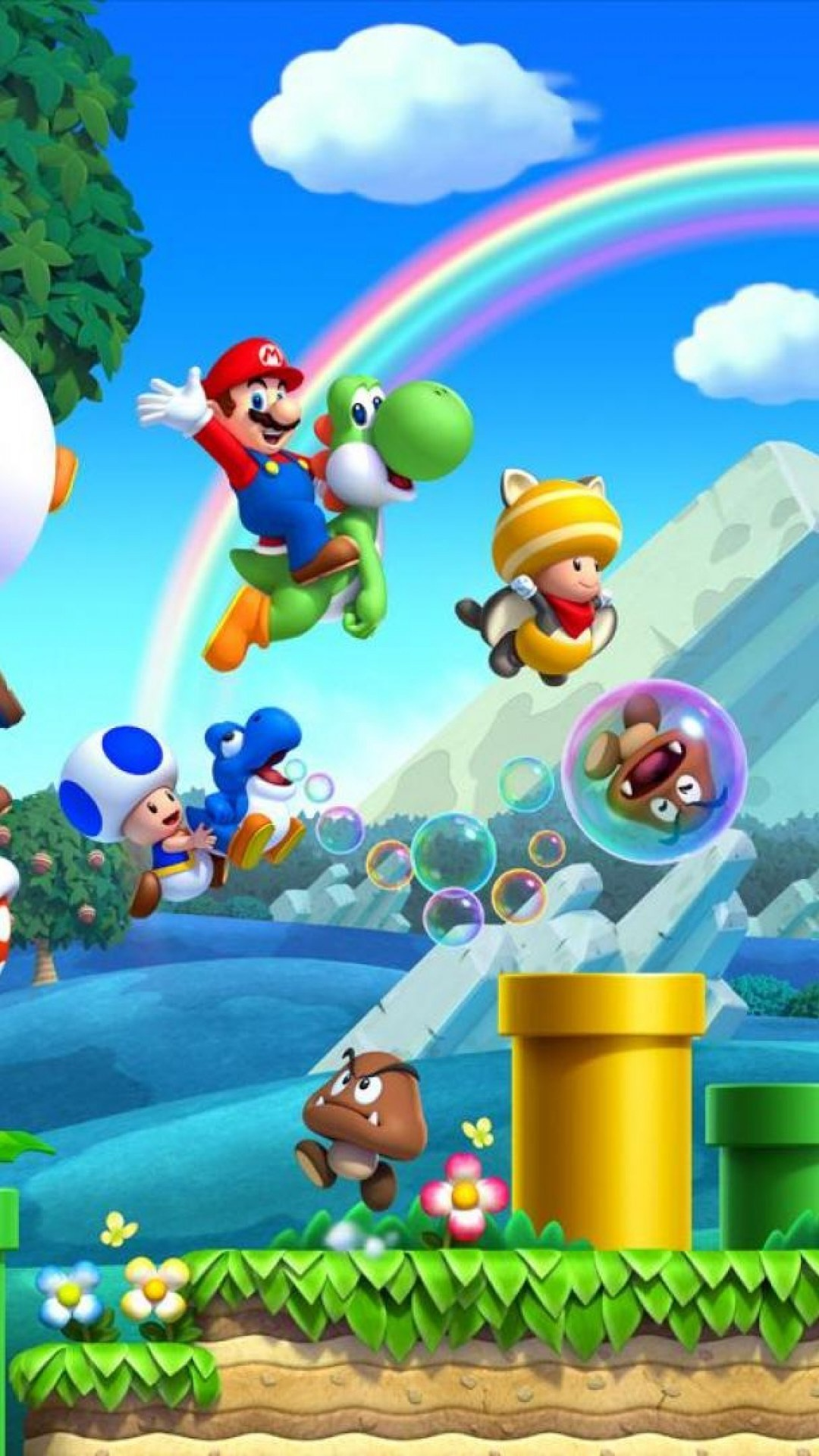 super mario live wallpaper apk -#main