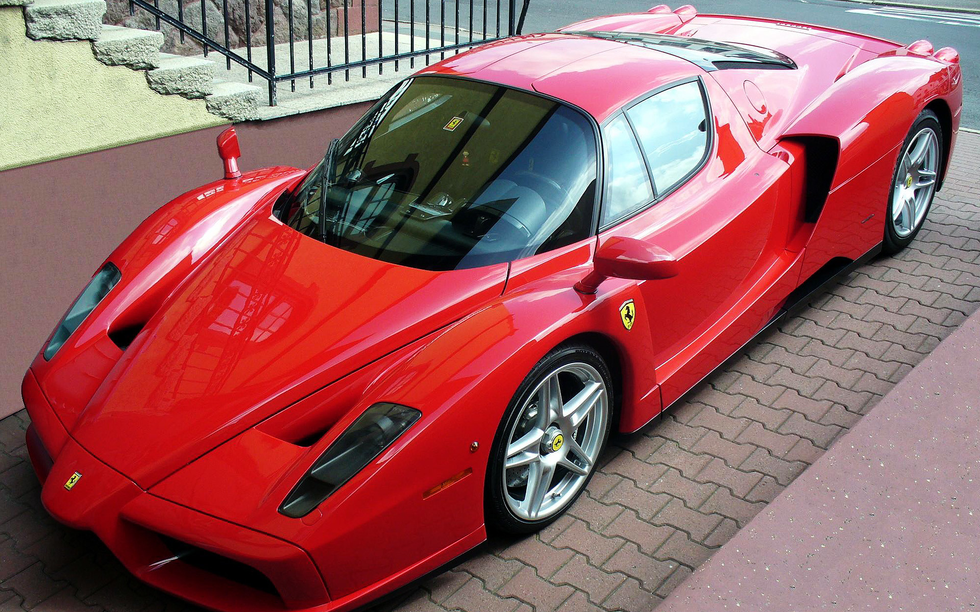 1920x1200 Download Ferrari Enzo Wallpaper Now