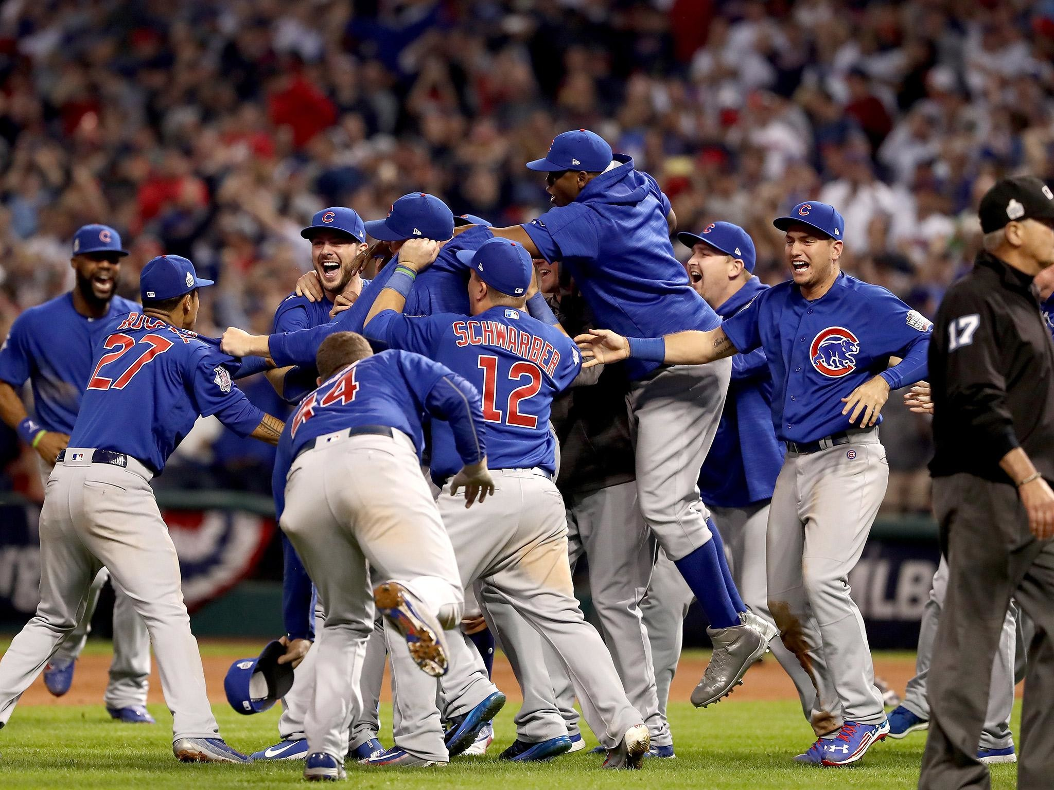 2048x1536 World Series 2016: Chicago Cubs end 108-year title drought after victory  over Cleveland Indians | The Independent