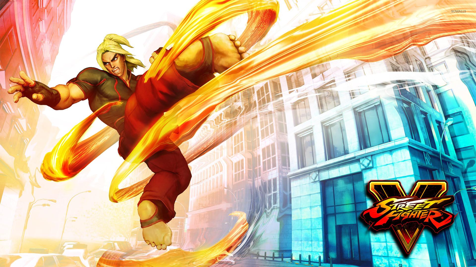 Street Fighter V Wallpapers (73+ images)