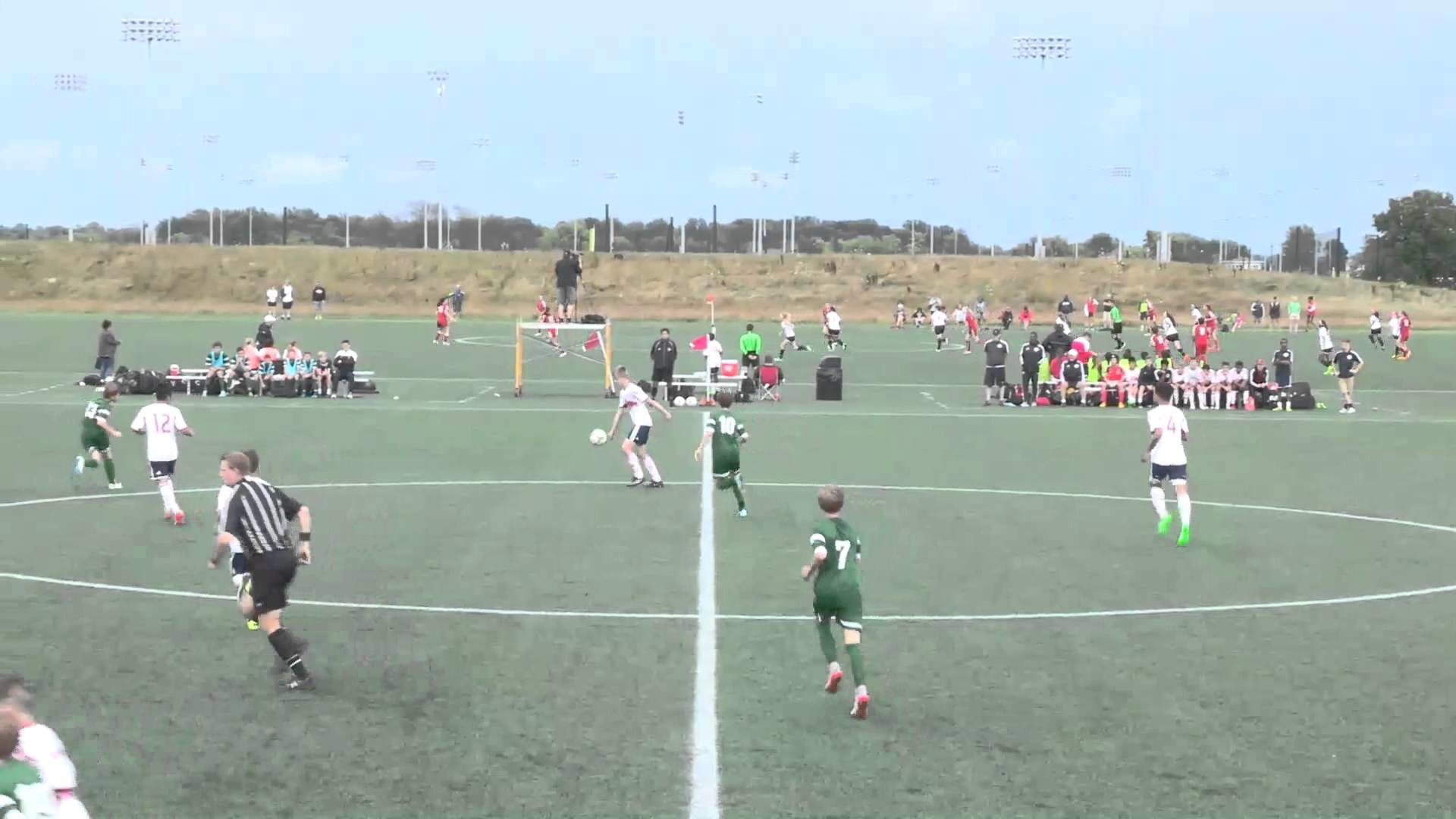 1920x1080 U-13 boys championship: New York Red Bulls vs. St. Louis Scott Gallagher –  2015 NPL Finals